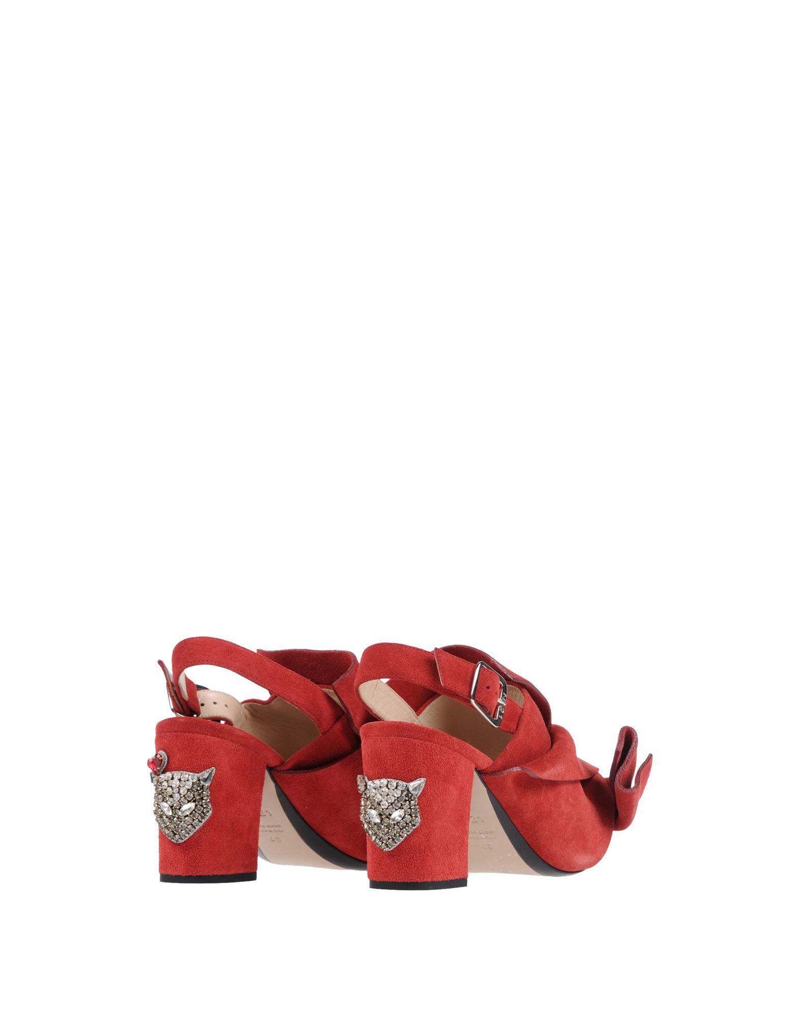 N° 21  Sandalen Damen  21 11446353KJ Beliebte Schuhe 941332
