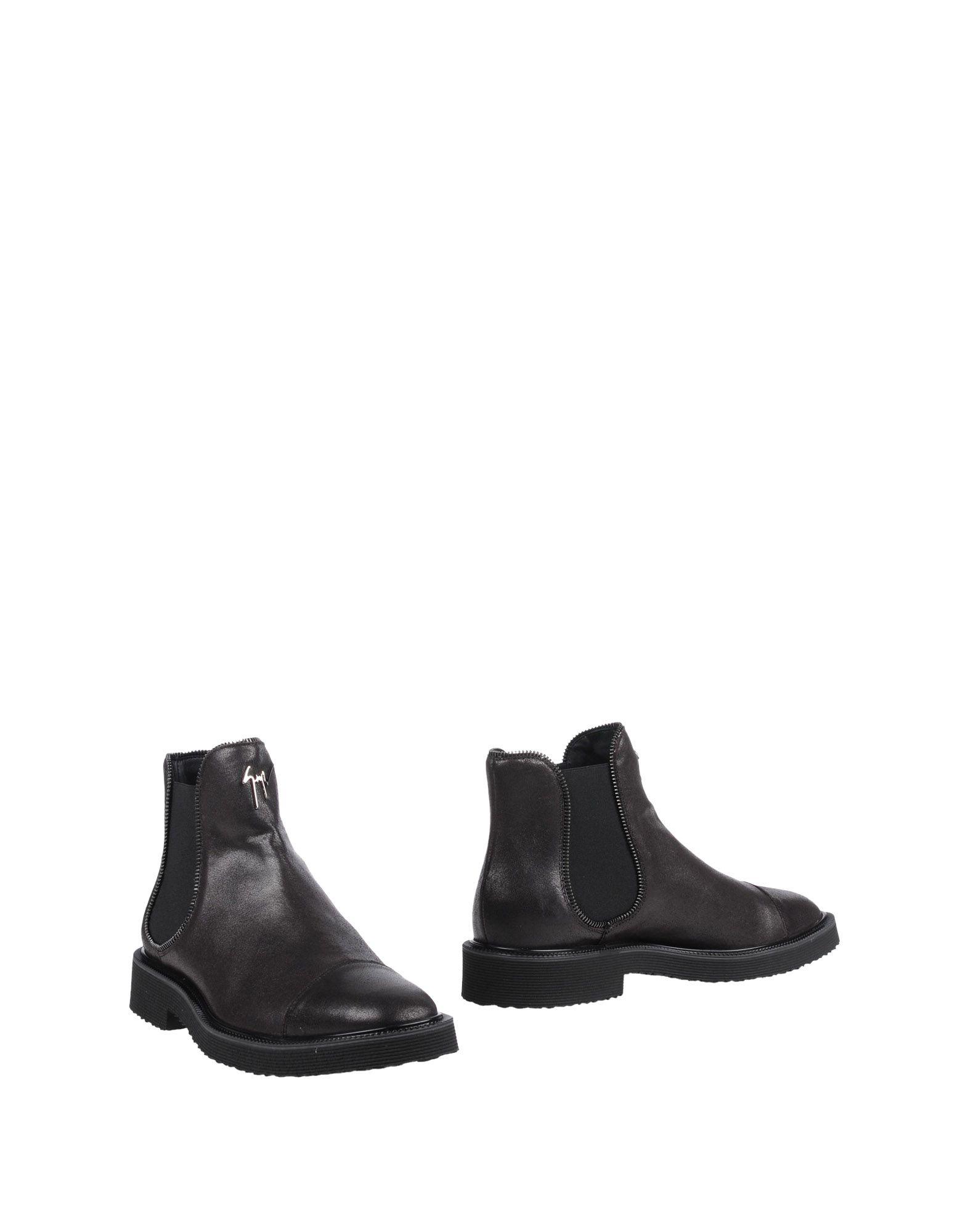 Giuseppe 11446382FO Zanotti Stiefelette Herren  11446382FO Giuseppe Gute Qualität beliebte Schuhe 96463b