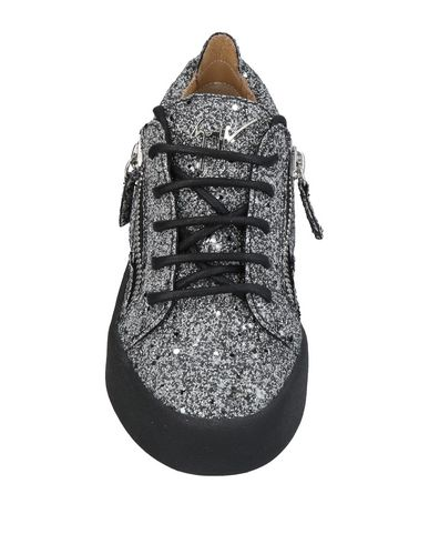Donna Zanotti Scarpe Grigio Sneakers Giuseppe