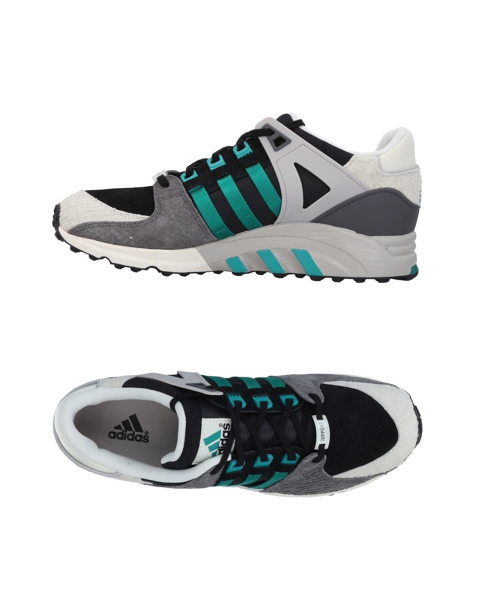Rabatt echte Schuhe Adidas Sneakers Herren  11446510DK
