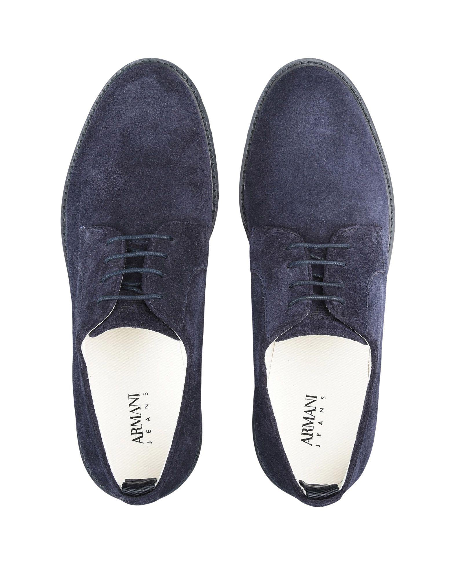 3e7584d7fc04 ... Chaussures À Lacets Armani Jeans Femme - Chaussures À Lacets Armani  Jeans sur