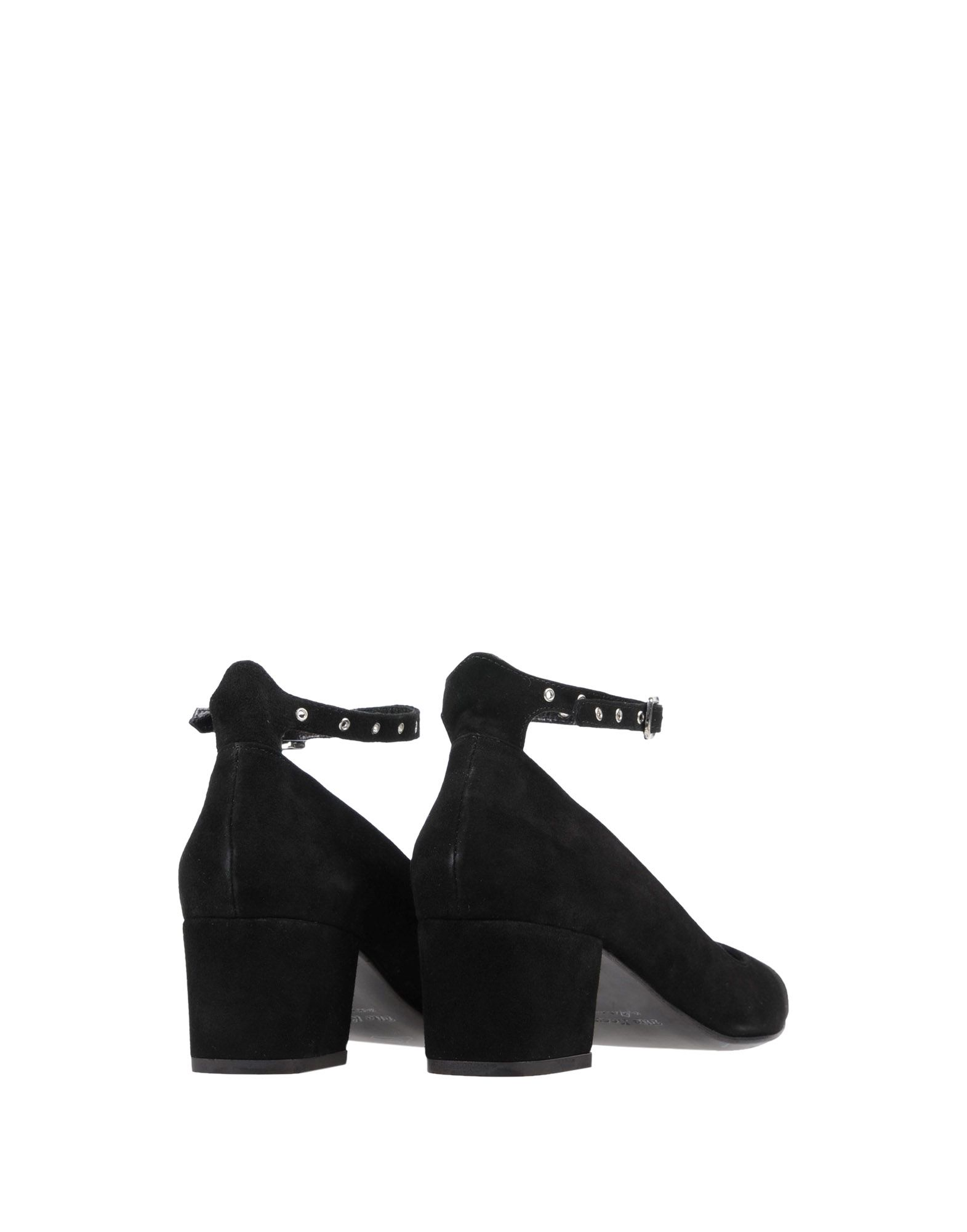 Stilvolle billige Schuhe The With Kooples Glossy Leather Sandals With The Studs  11446560TU 6c918b