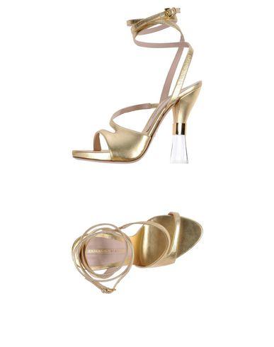 Zapatos casuales salvajes Sandalia Sandalias Ermanno Scervino Mujer - Sandalias Sandalia Ermanno Scervino - 11446617PS Oro 63cce5