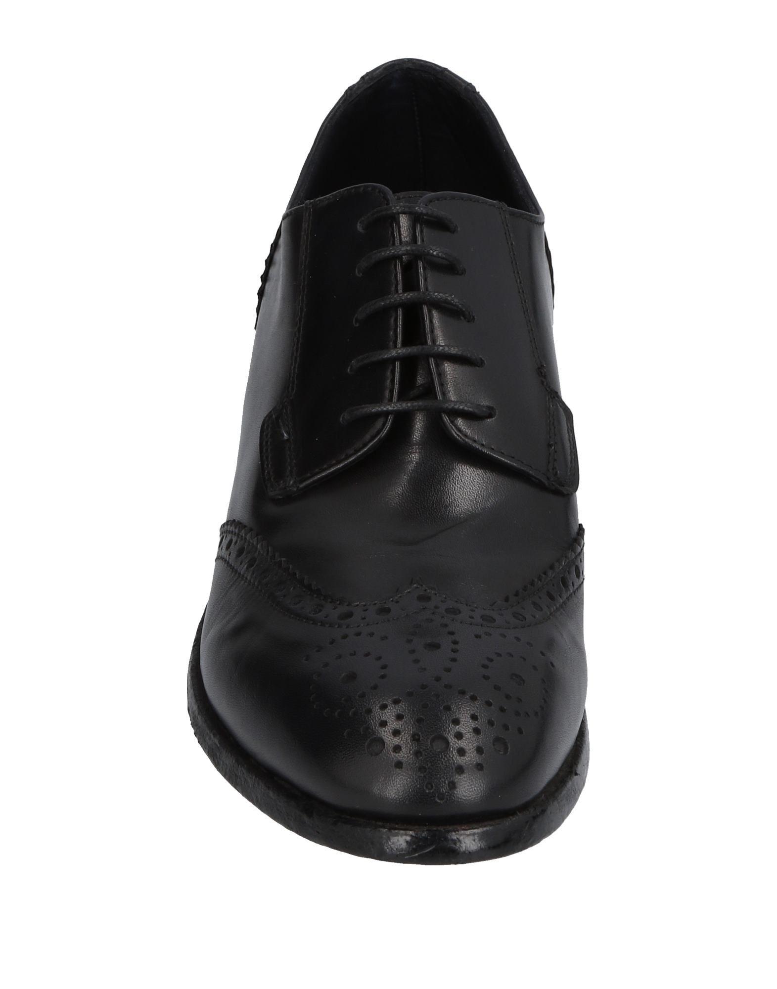 Chaussures À Lacets Open Closed Femme - Chaussures À Lacets Open Closed sur