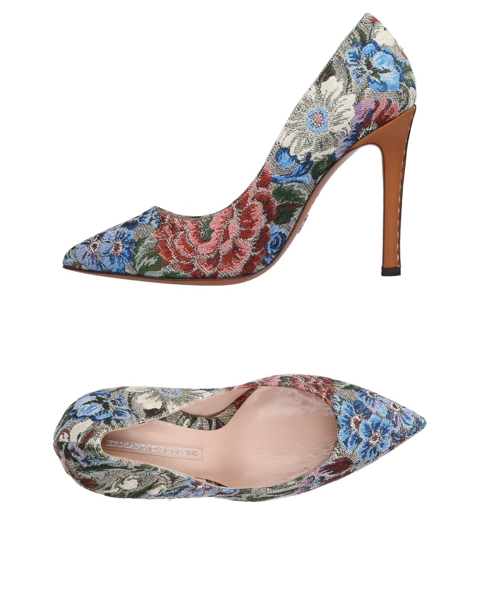 Gut um billige Schuhe Damen zu tragenErmanno Scervino Pumps Damen Schuhe 11446658TG fb9f95