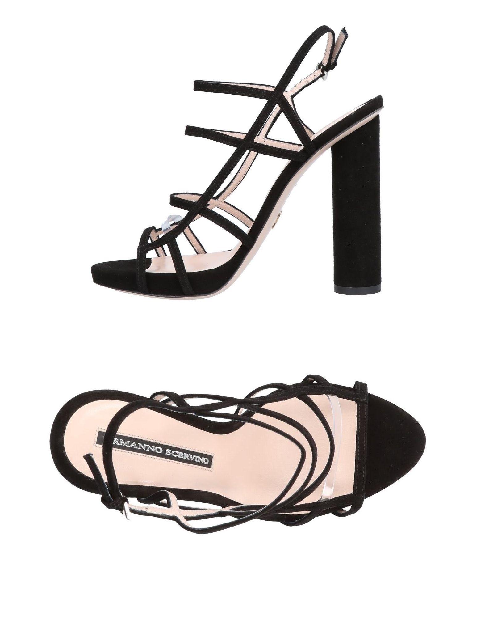 Stilvolle billige Schuhe Ermanno Scervino Sandalen Damen  11446675KI
