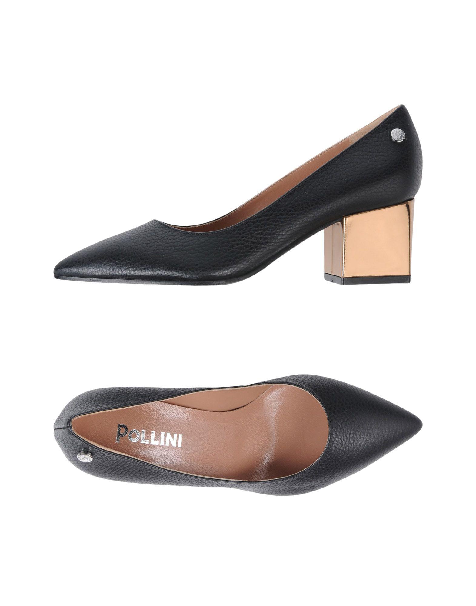 Stilvolle billige Schuhe Pollini Pumps Damen  11446709AP