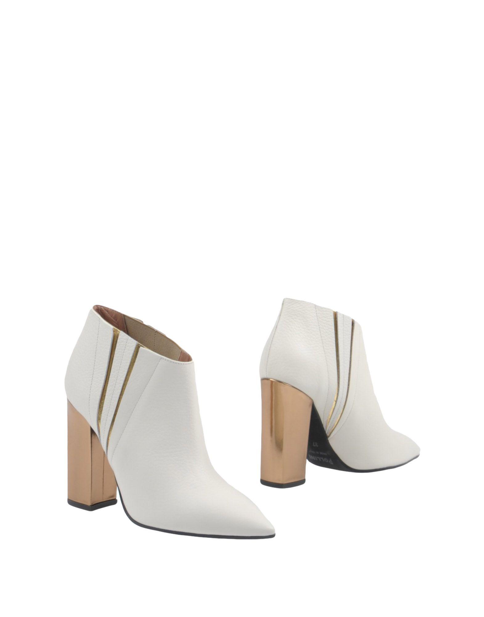 Pollini Stiefelette Damen  11446715GKGut aussehende strapazierfähige Schuhe