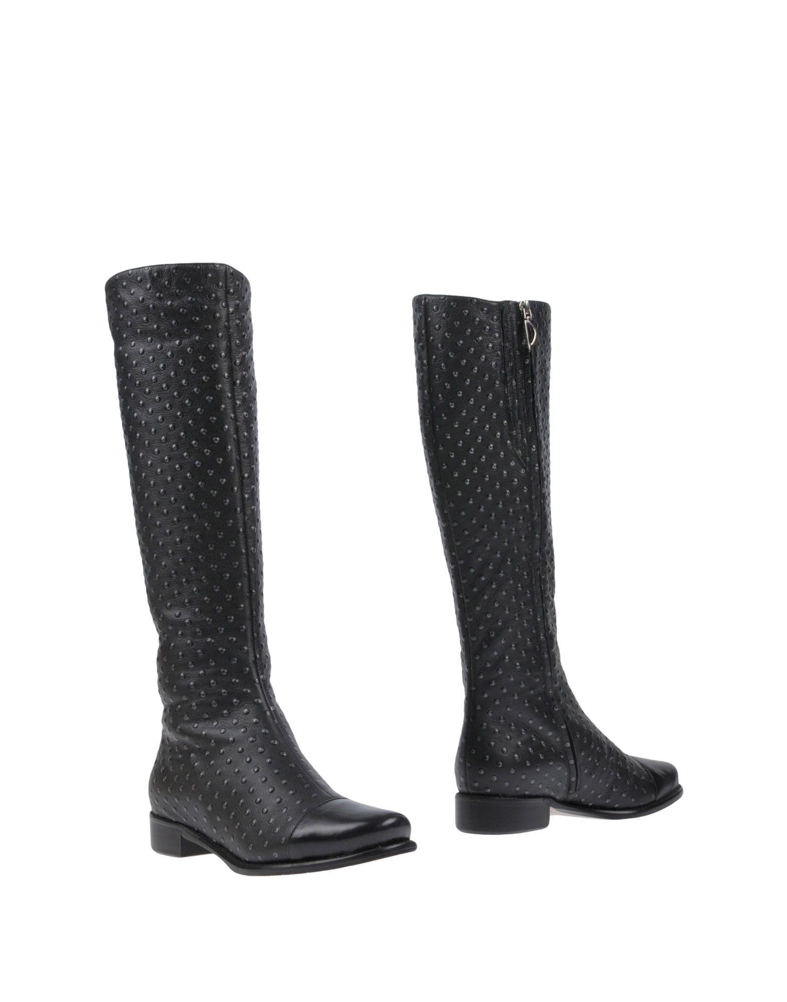 Rabatt Schuhe Dibrera By Paolo Zanoli Stiefel Damen  11446762CR