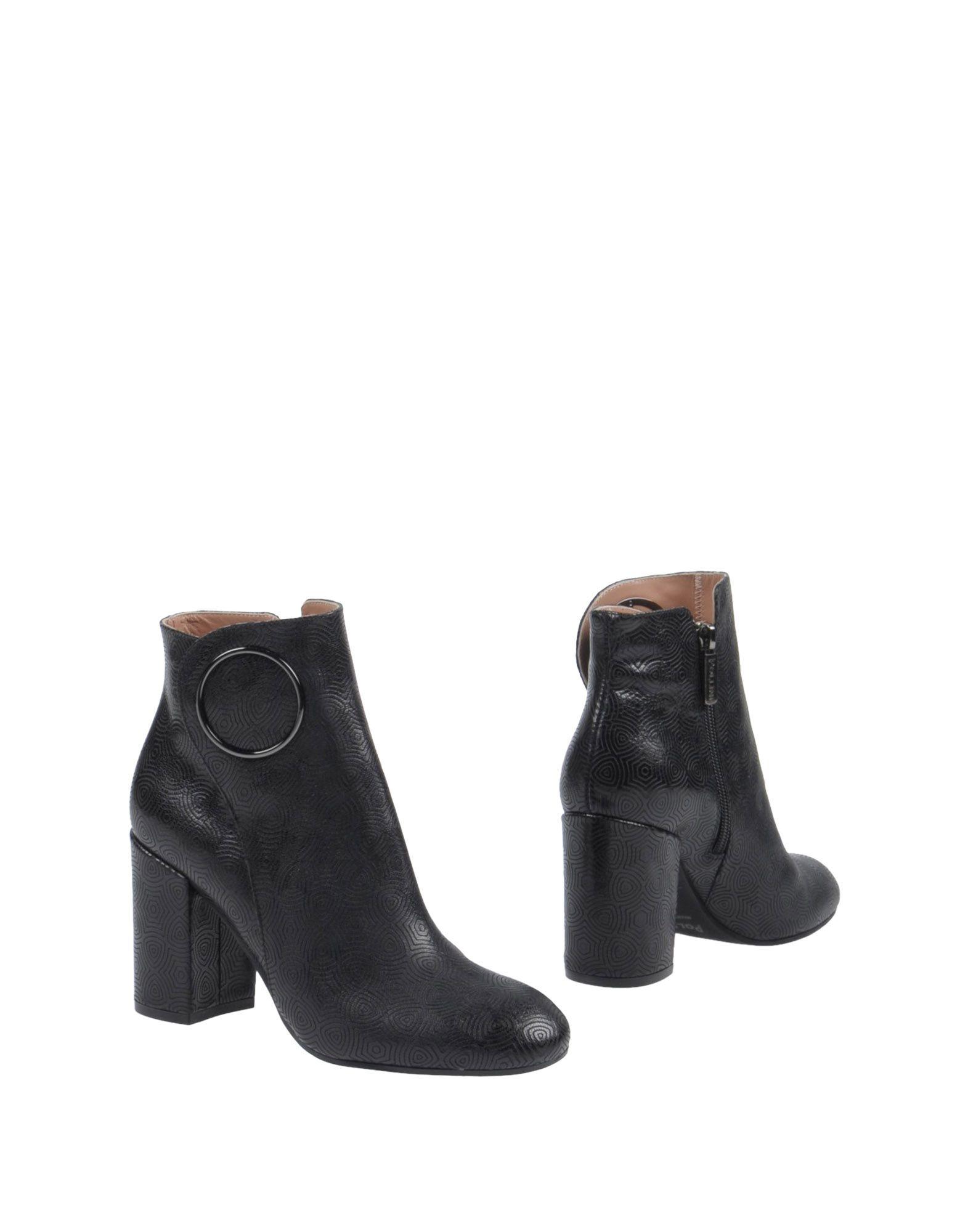 Pollini Stiefelette Damen  11446766JDGut aussehende strapazierfähige Schuhe