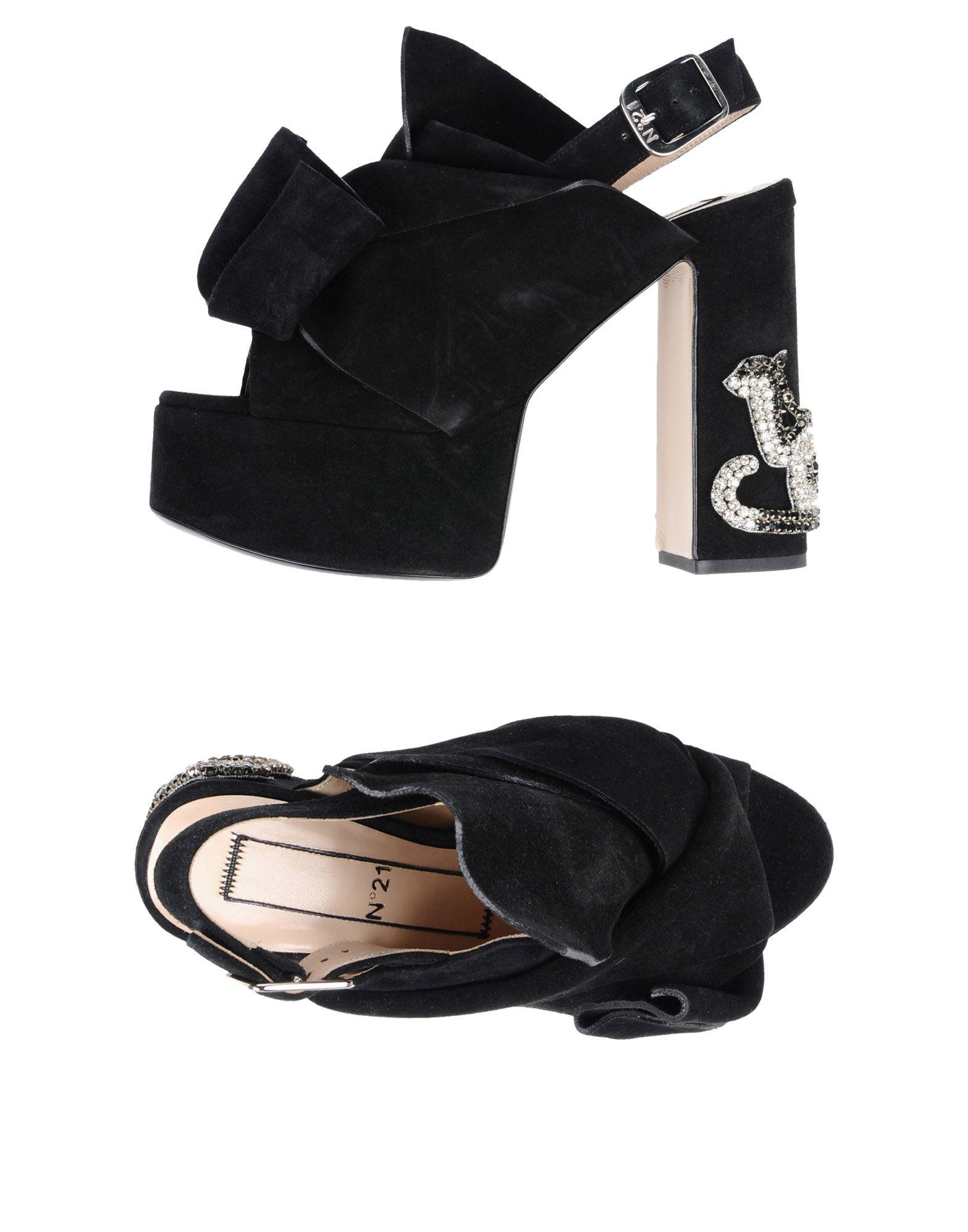 N° 21 21 Sandals - Women N° 21 21 Sandals online on  Canada - 11446780KJ 53cf19