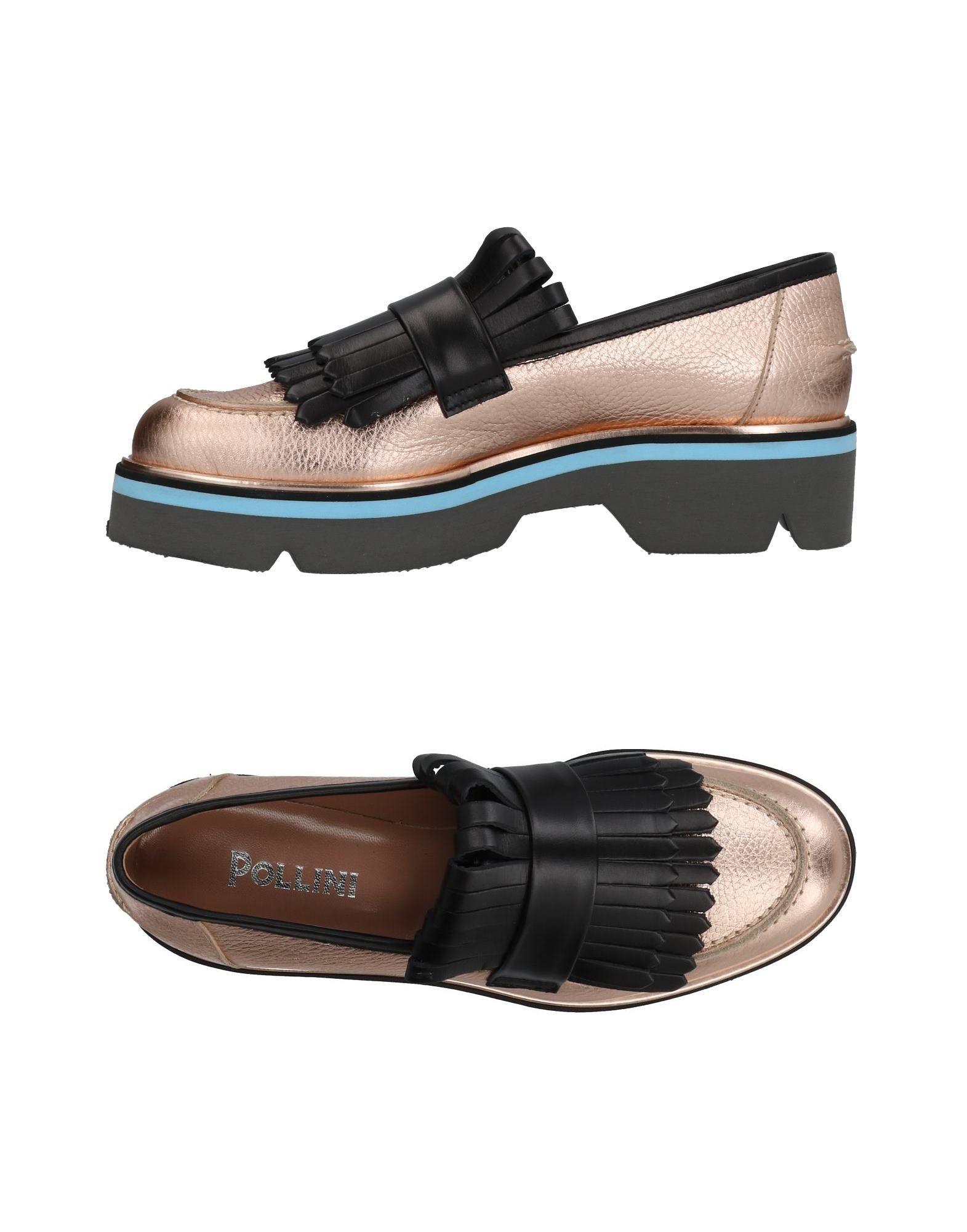 Pollini Mokassins Damen  strapazierfähige 11446793RAGut aussehende strapazierfähige  Schuhe 7138ef