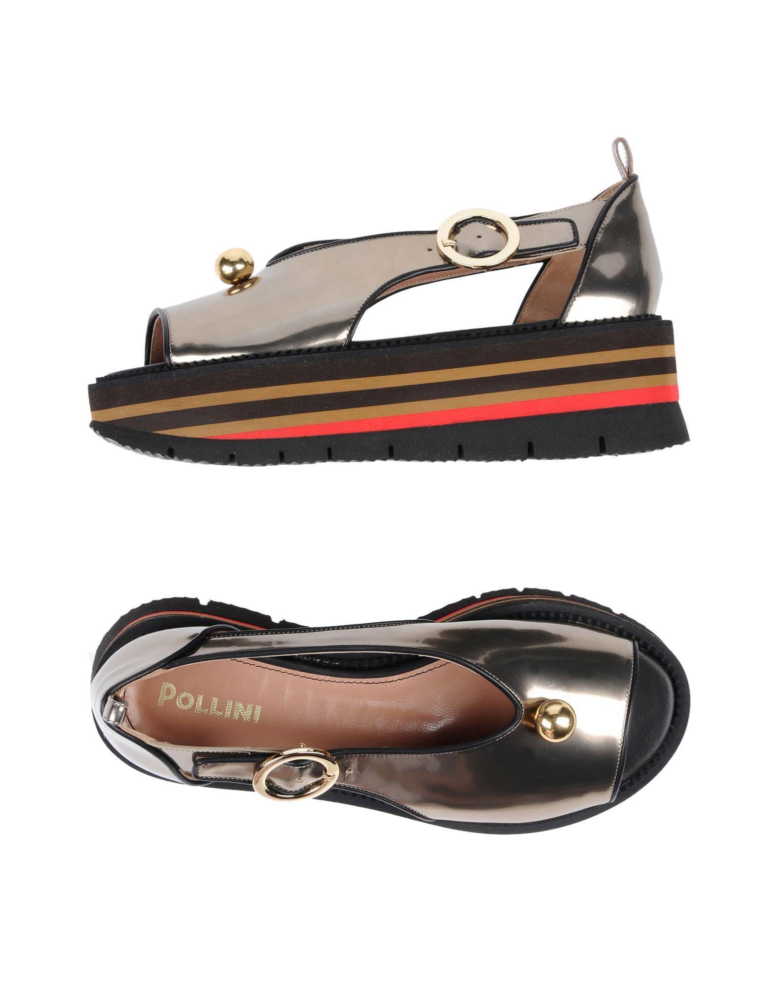 Pollini Sandalen Damen  11446825HDGünstige gut aussehende Schuhe