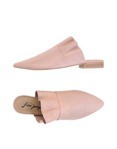 Sienna Ruffle Mule, Pink