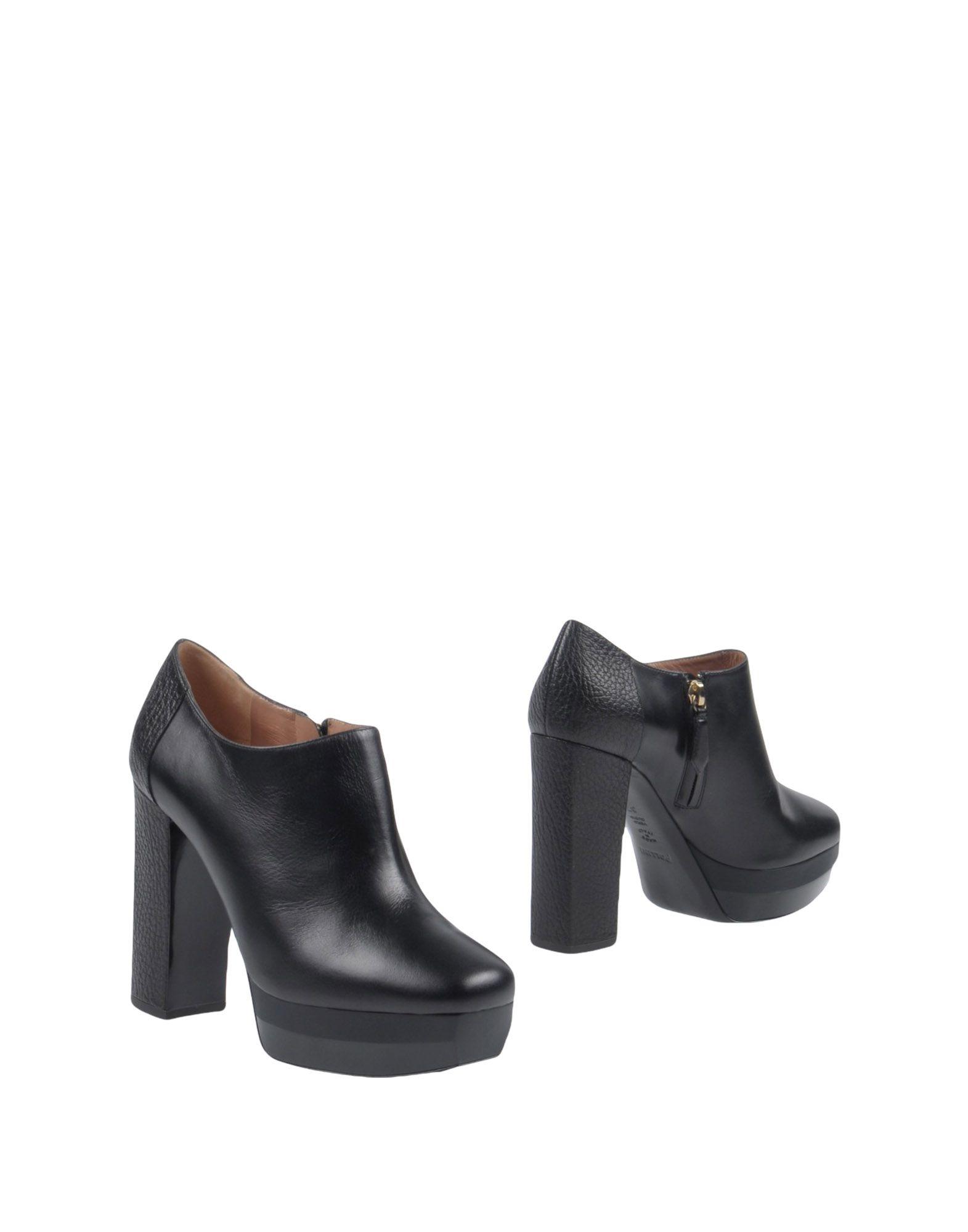 Rabatt Schuhe Pollini Stiefelette Damen  11446834VH