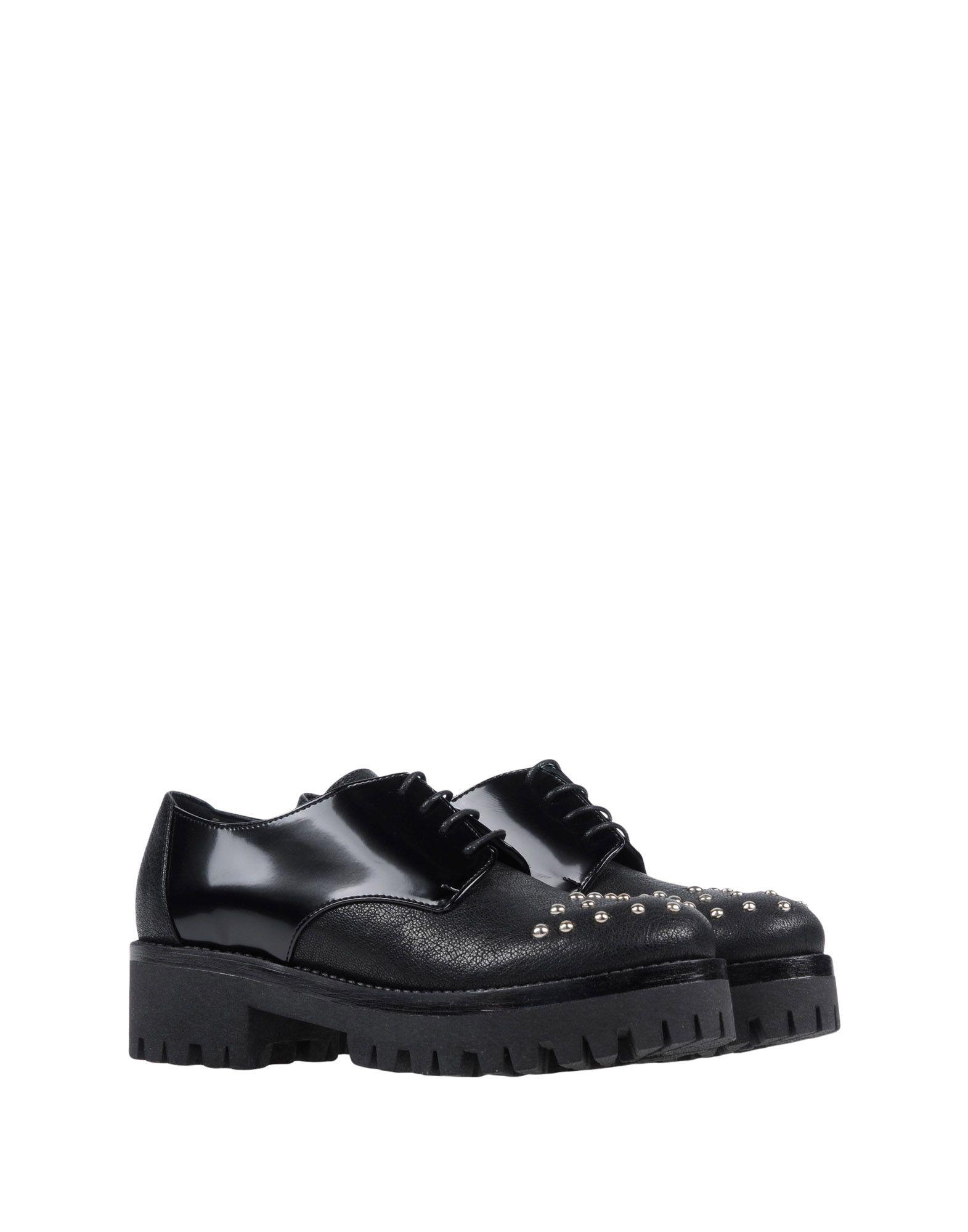 ... Chaussures À Lacets Pollini Femme - Chaussures À Lacets Pollini sur