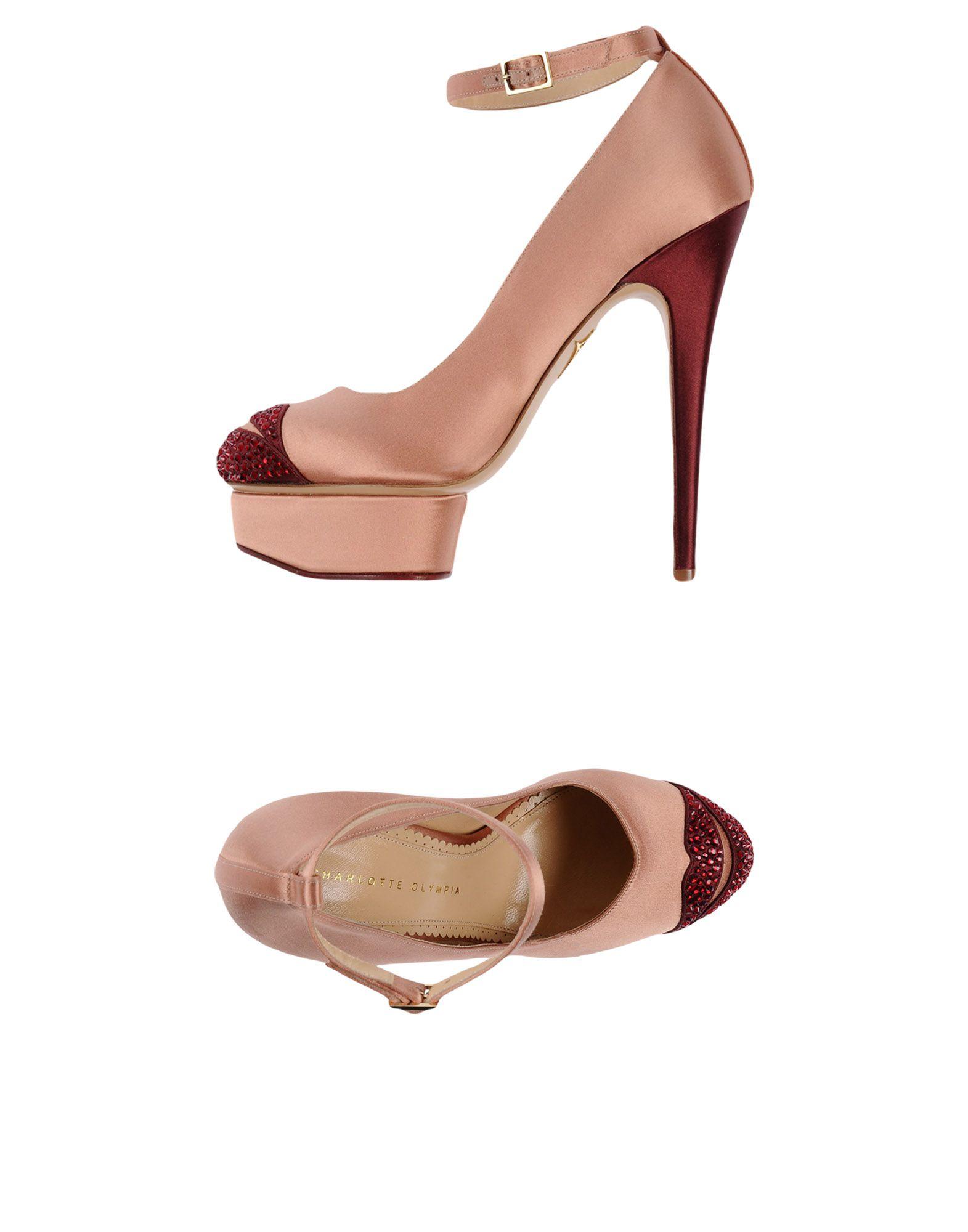 Charlotte Olympia Pumps Damen  11446867MCGünstige gut aussehende Schuhe