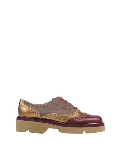 À Pollini Bordeaux Chaussures Chaussures Pollini À Chaussures Lacets Lacets Pollini Bordeaux C8vq5dUn5
