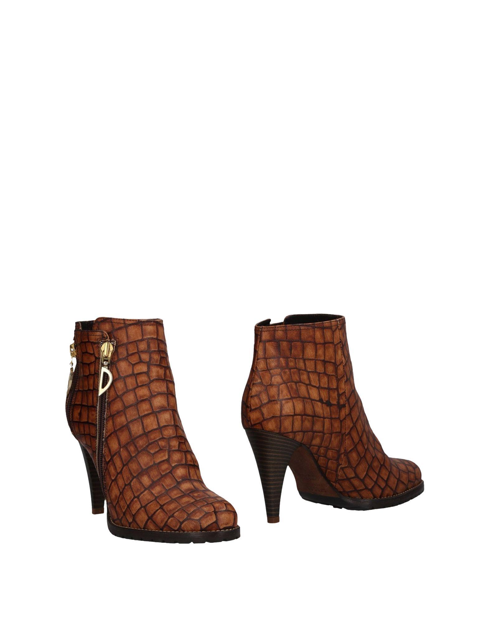Stilvolle billige Schuhe Dibrera By Paolo Zanoli Stiefelette 11446973NF Damen 11446973NF Stiefelette b4a83d