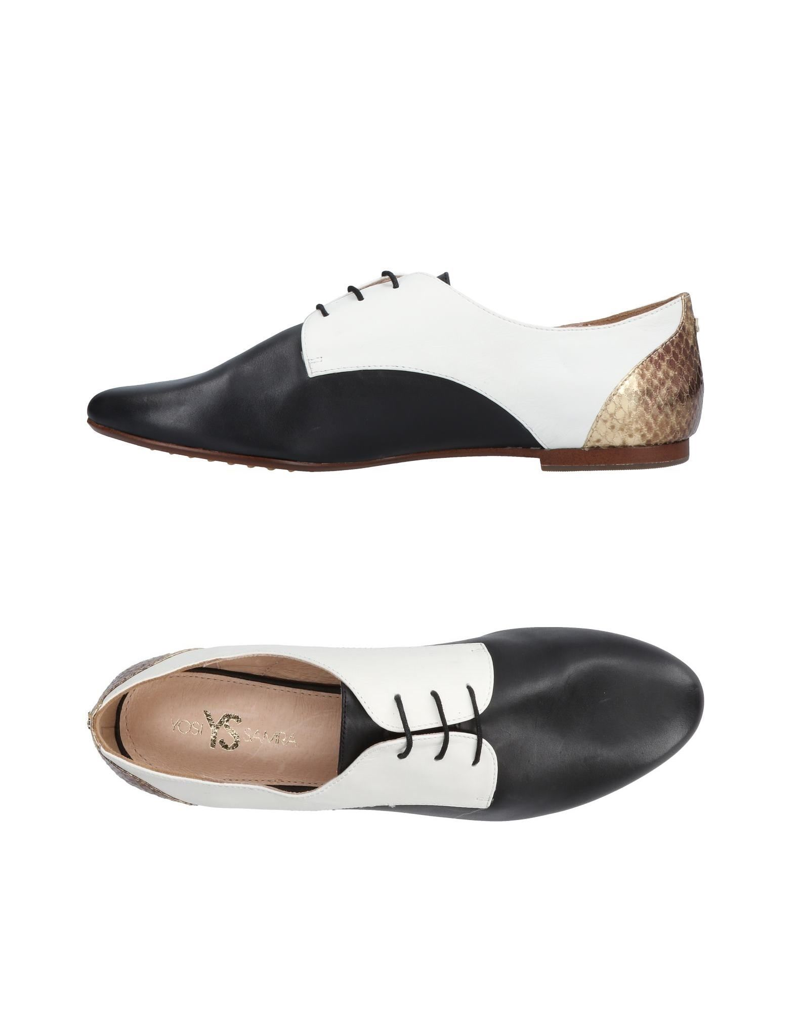 Yosi Samra Schnürschuhe Damen  11446977KQ Neue Schuhe