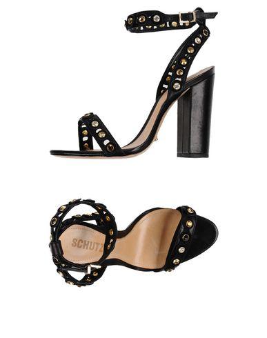 Los zapatos más populares para Schutz hombres y mujeres Sandalia Schutz para Mujer - Sandalias Schutz - 11446993JM Negro 685563