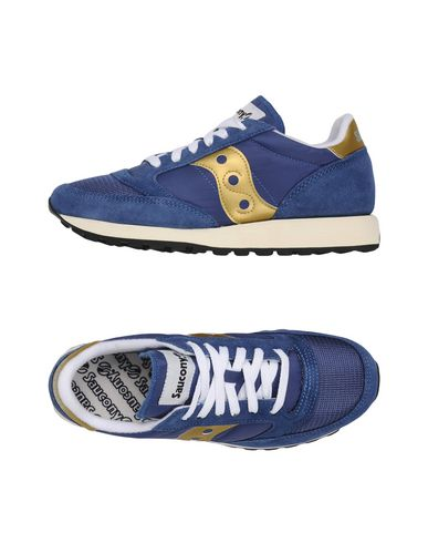 Saucony Saucony Sneakers Bleu Sneakers Pétrole 6TSxwq1