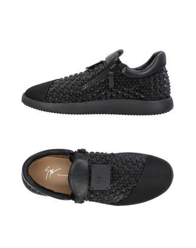 Zapatos con descuento Zapatillas Giuseppe Zanotti Hombre - Zapatillas Giuseppe Zanotti - 11447074EM Negro