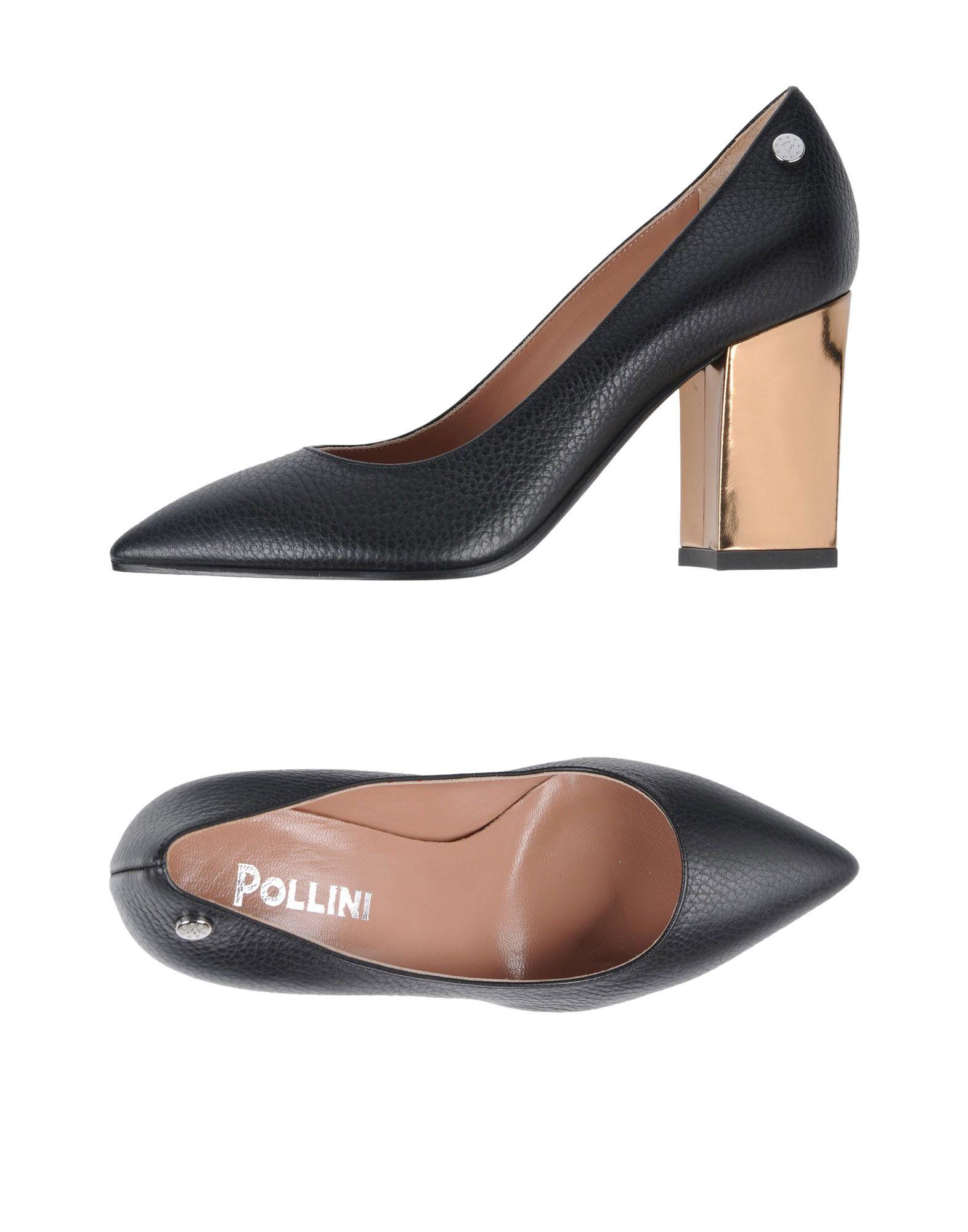 Stilvolle billige Schuhe Pollini Pumps Damen  11447082OL