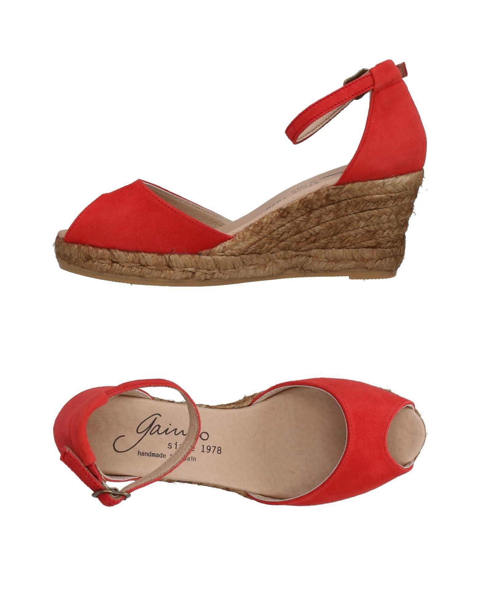 Moda Espadrillas Gaimo Donna Donna Gaimo - 11447096LA ee0395