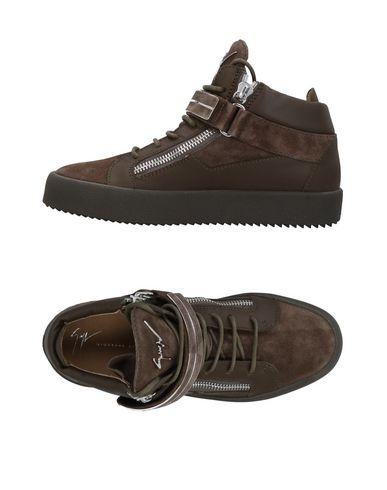 Zapatos especiales para hombres y mujeres Zapatillas Giuseppe Zanotti Hombre - Zapatillas Giuseppe Zanotti - 11447104HI Verde militar