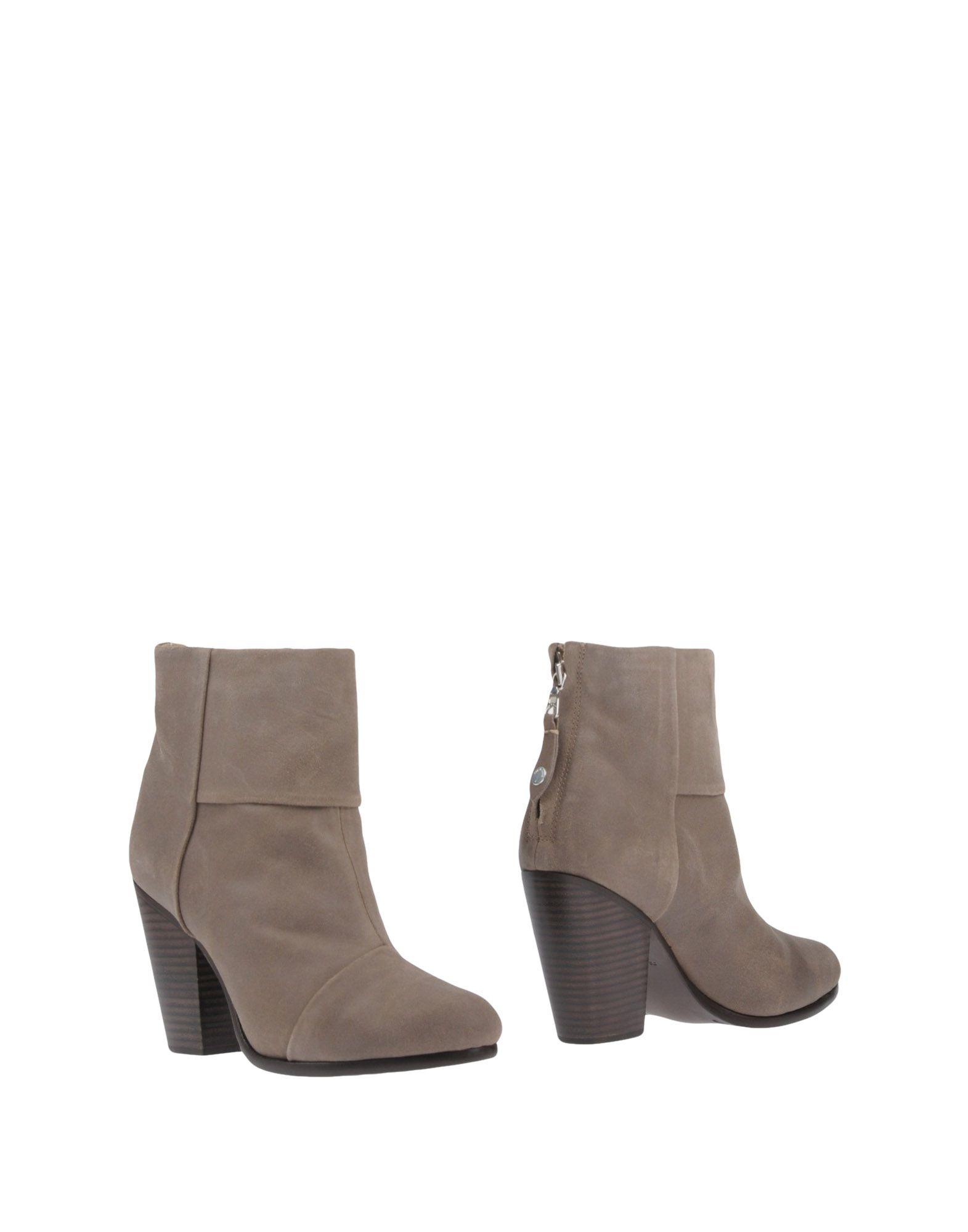 Rag & Bone Stiefelette Damen  11447131QIGut aussehende strapazierfähige Schuhe