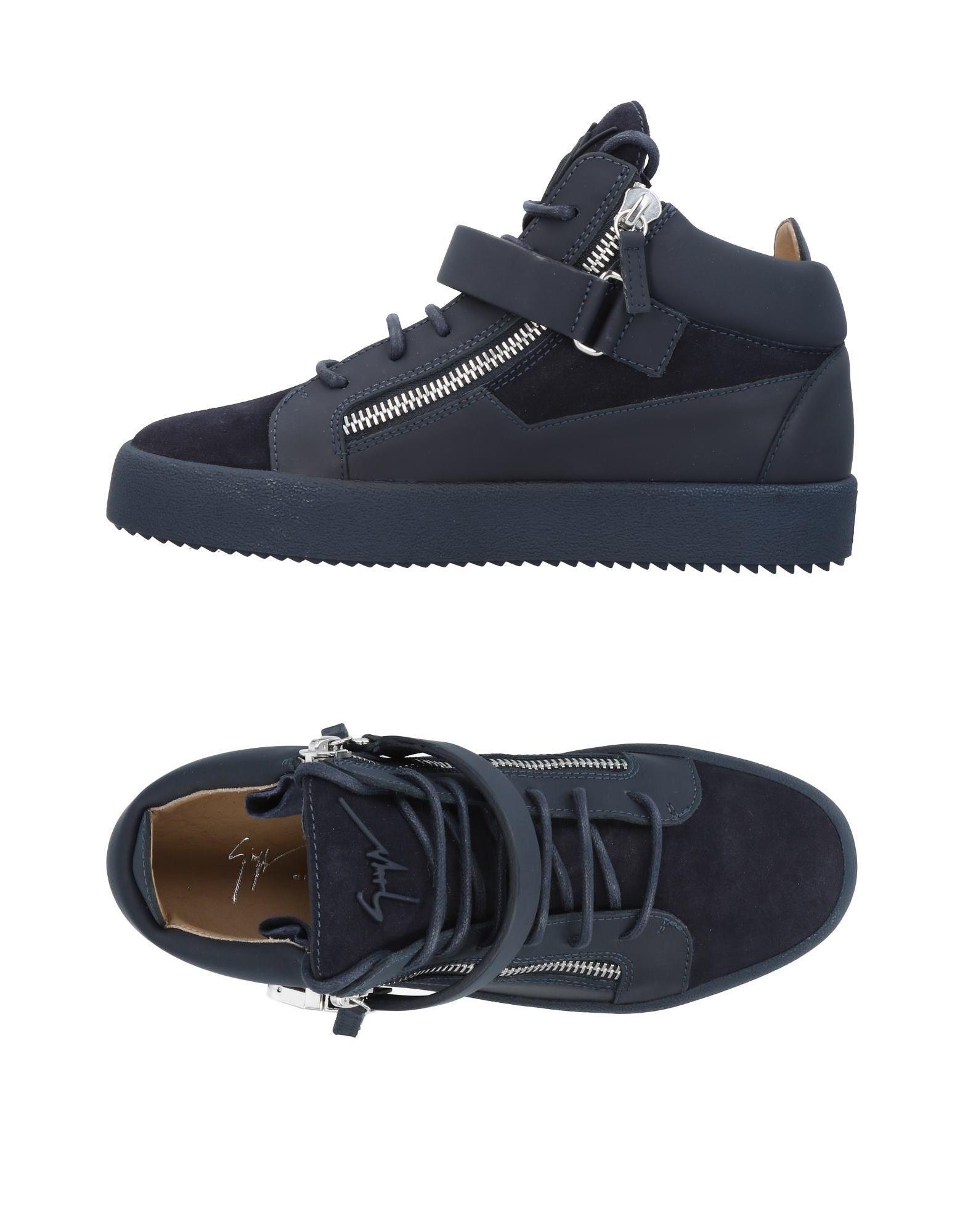 Giuseppe Herren Zanotti Sneakers Herren Giuseppe  11447166AH Neue Schuhe a76216