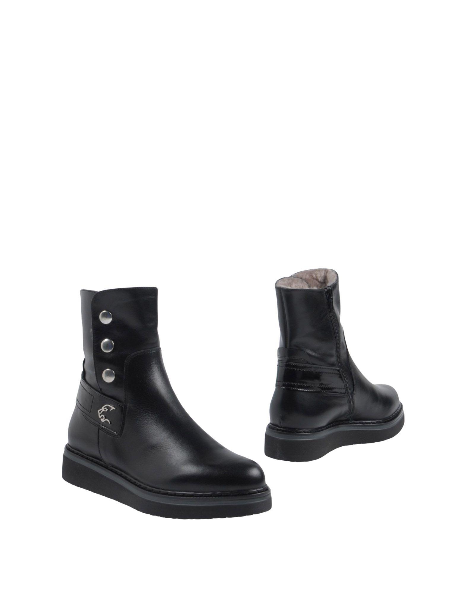 Rabatt Schuhe Norma J.Baker Stiefelette Damen  11447223PE