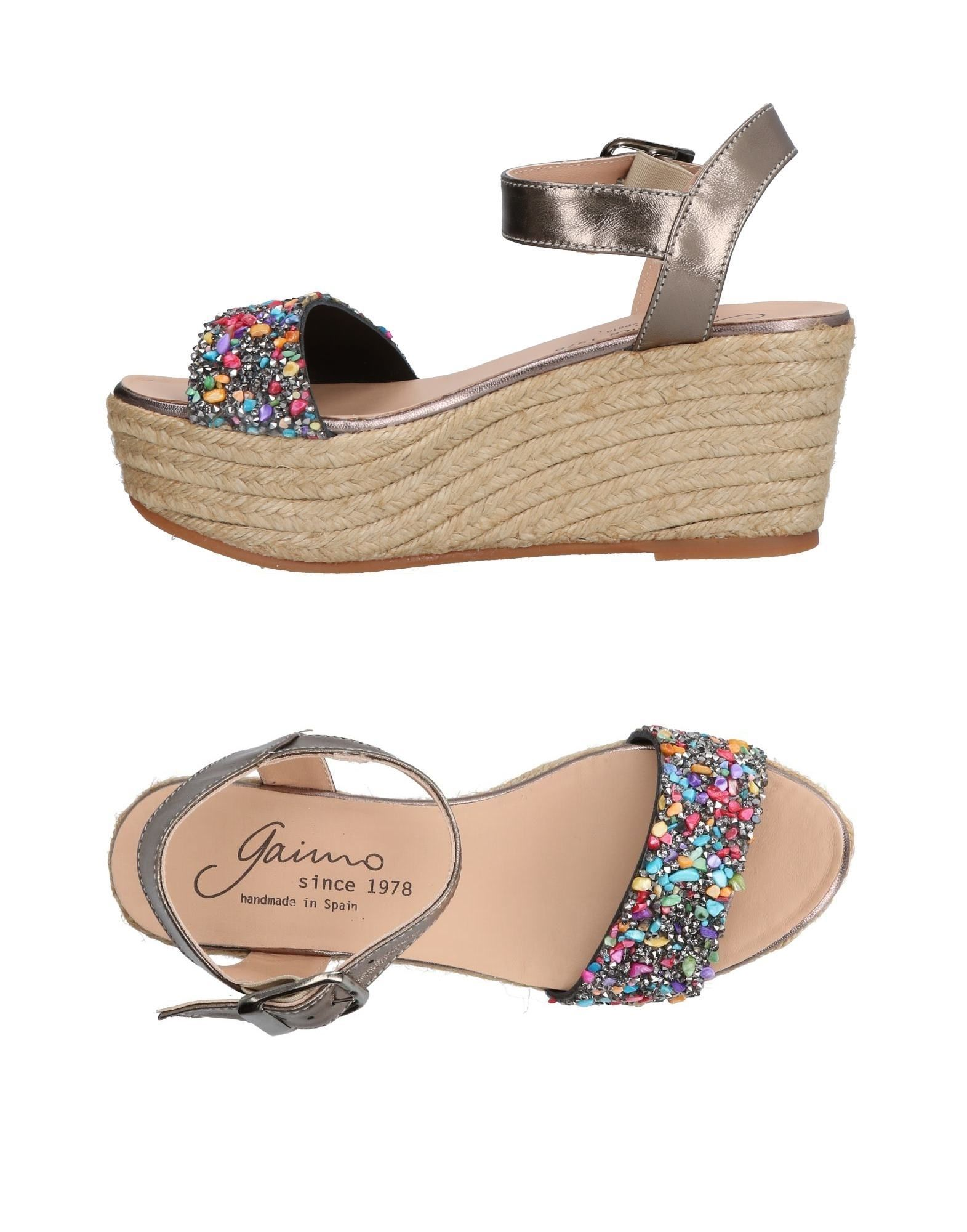 Gaimo Sandalen Damen  11447235OJ Gute Qualität beliebte Schuhe