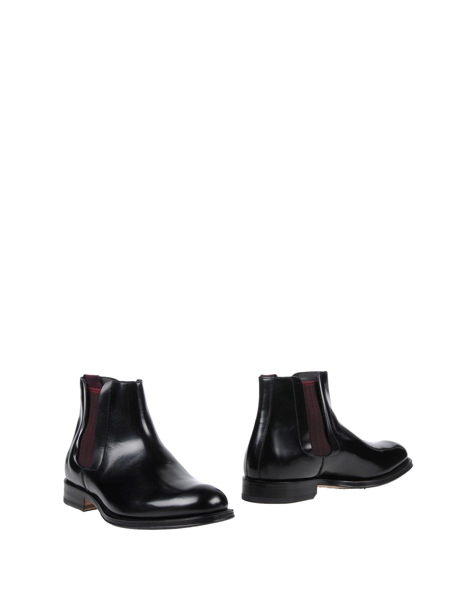 Pollini Stiefelette Herren  11447278GR Gute Qualität beliebte Schuhe