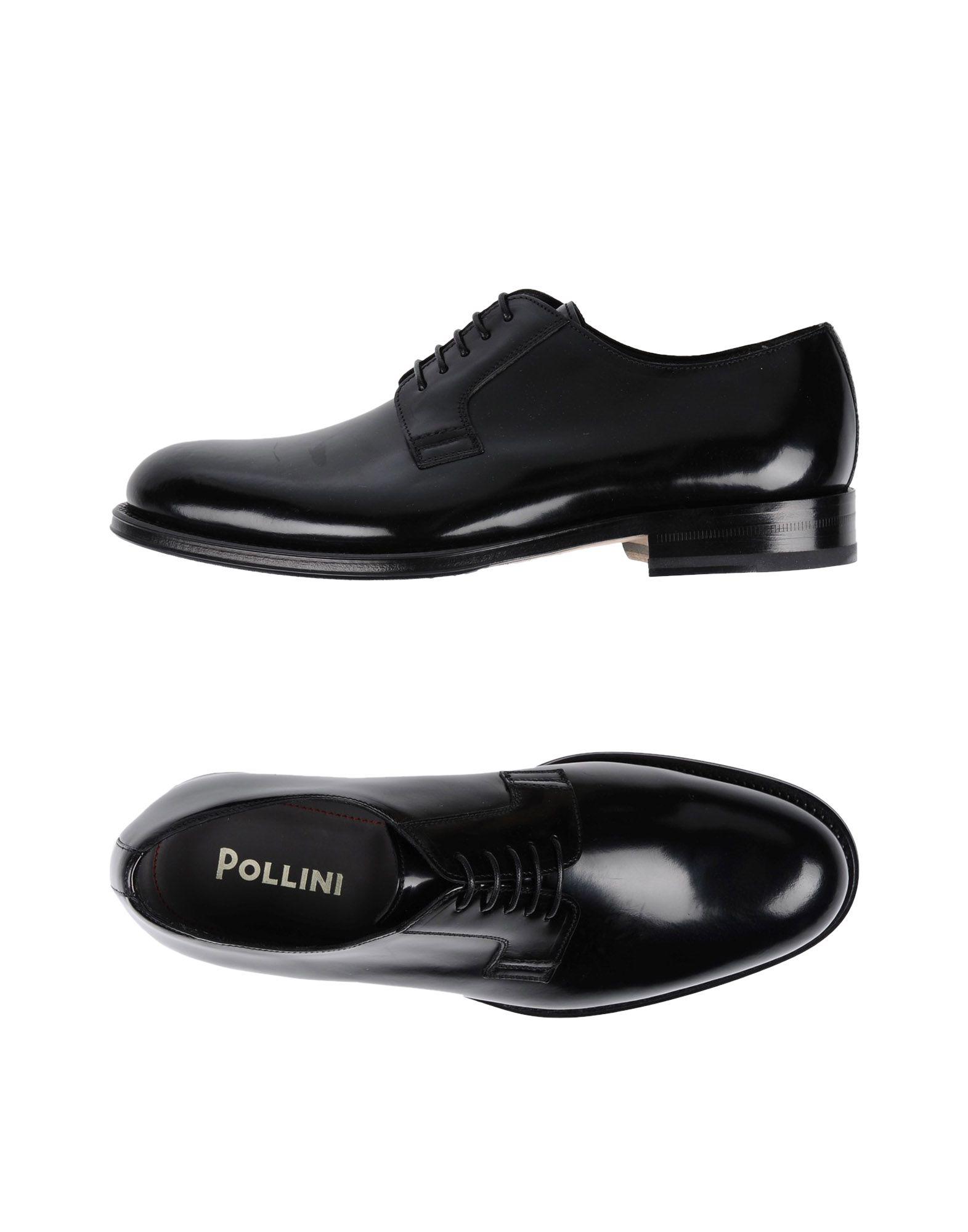 Moda Stringate Pollini Uomo - 11447423GD
