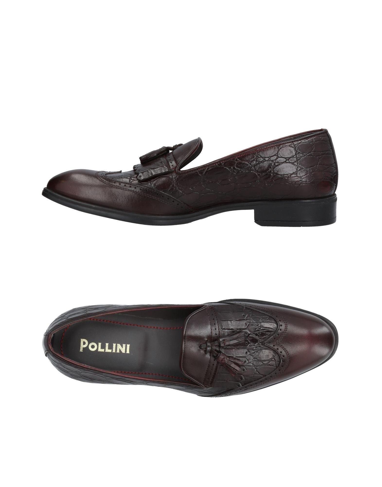 Rabatt echte Schuhe Pollini Mokassins Herren   Herren 11447446LC 3b3545