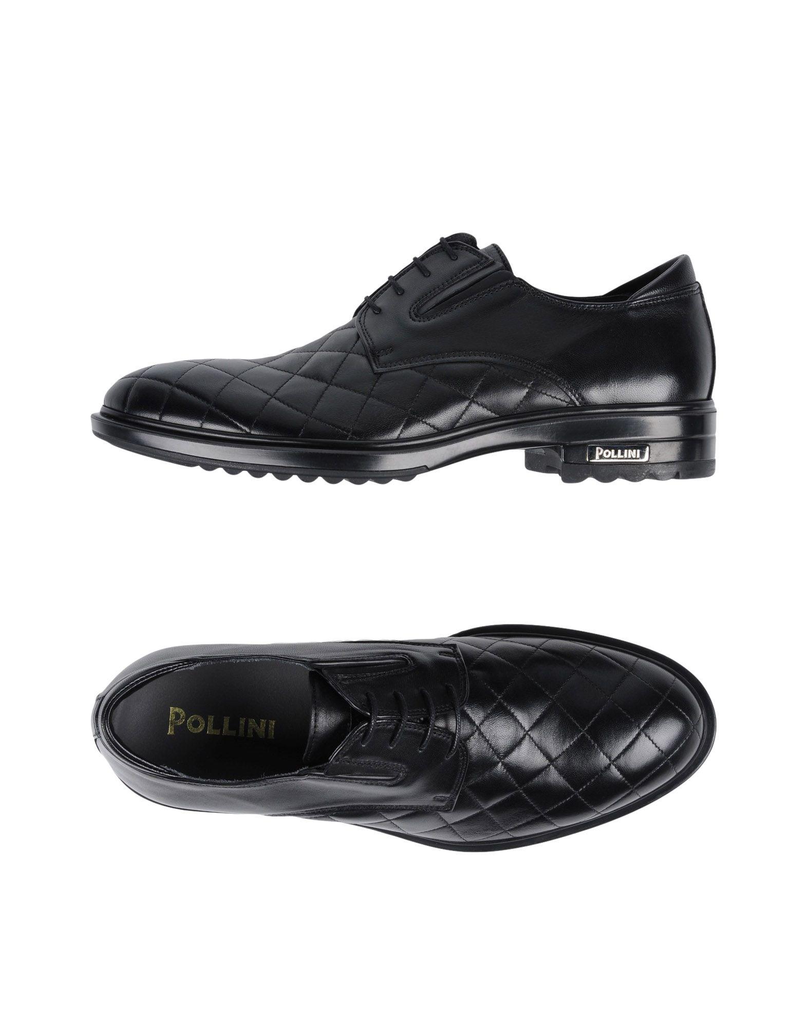 Pollini Schnürschuhe Herren  11447504II Gute Qualität beliebte Schuhe