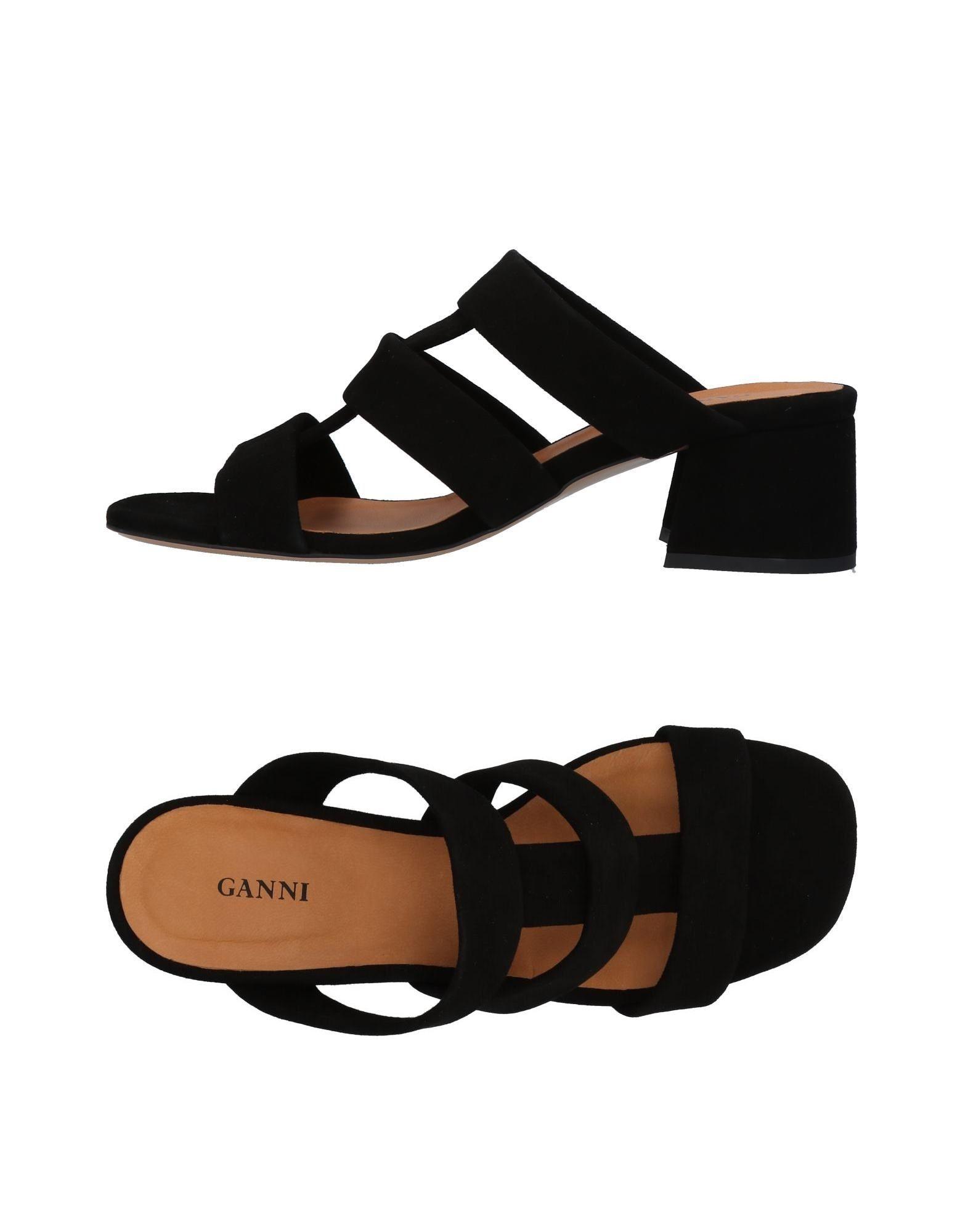 Scarpe economiche e resistenti Sandali Ganni Donna - 11447510CE