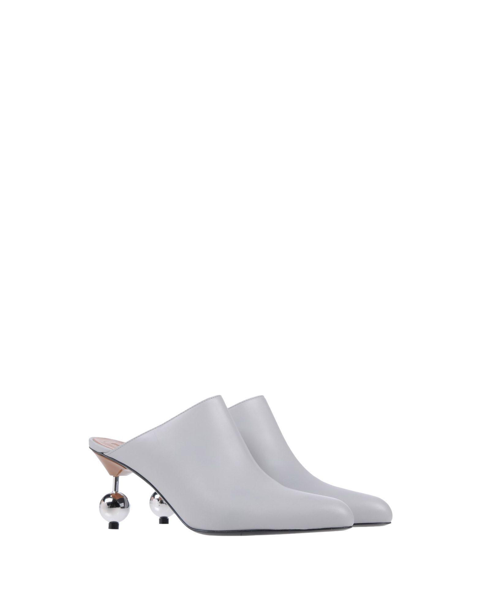 Marni Pantoletten Damen Schuhe  11447516UNGünstige gut aussehende Schuhe Damen 10ffd3