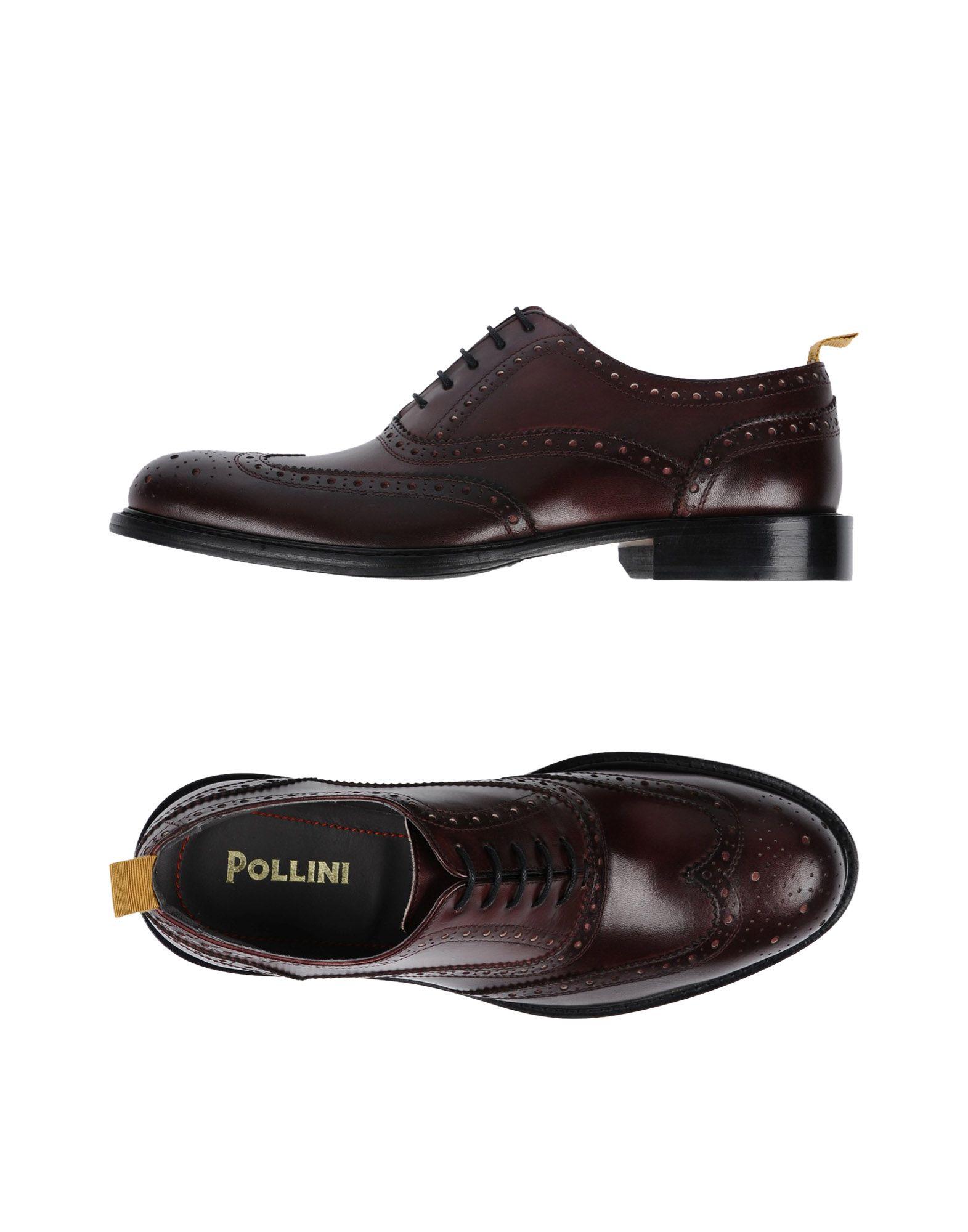 Pollini Schnürschuhe Herren   11447538HU Heiße Schuhe a0ca4d