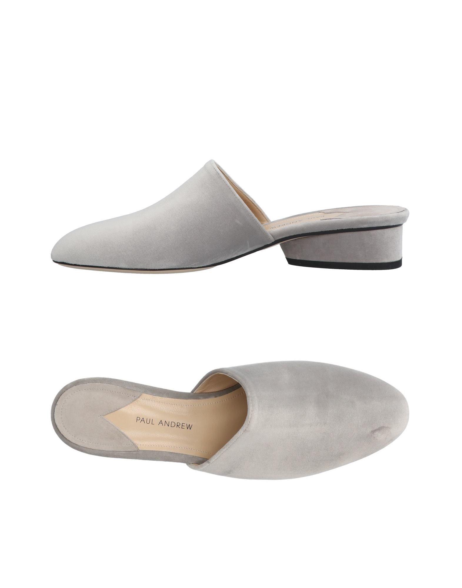 Rabatt Schuhe Paul Andrew Pantoletten Damen  11447559BD