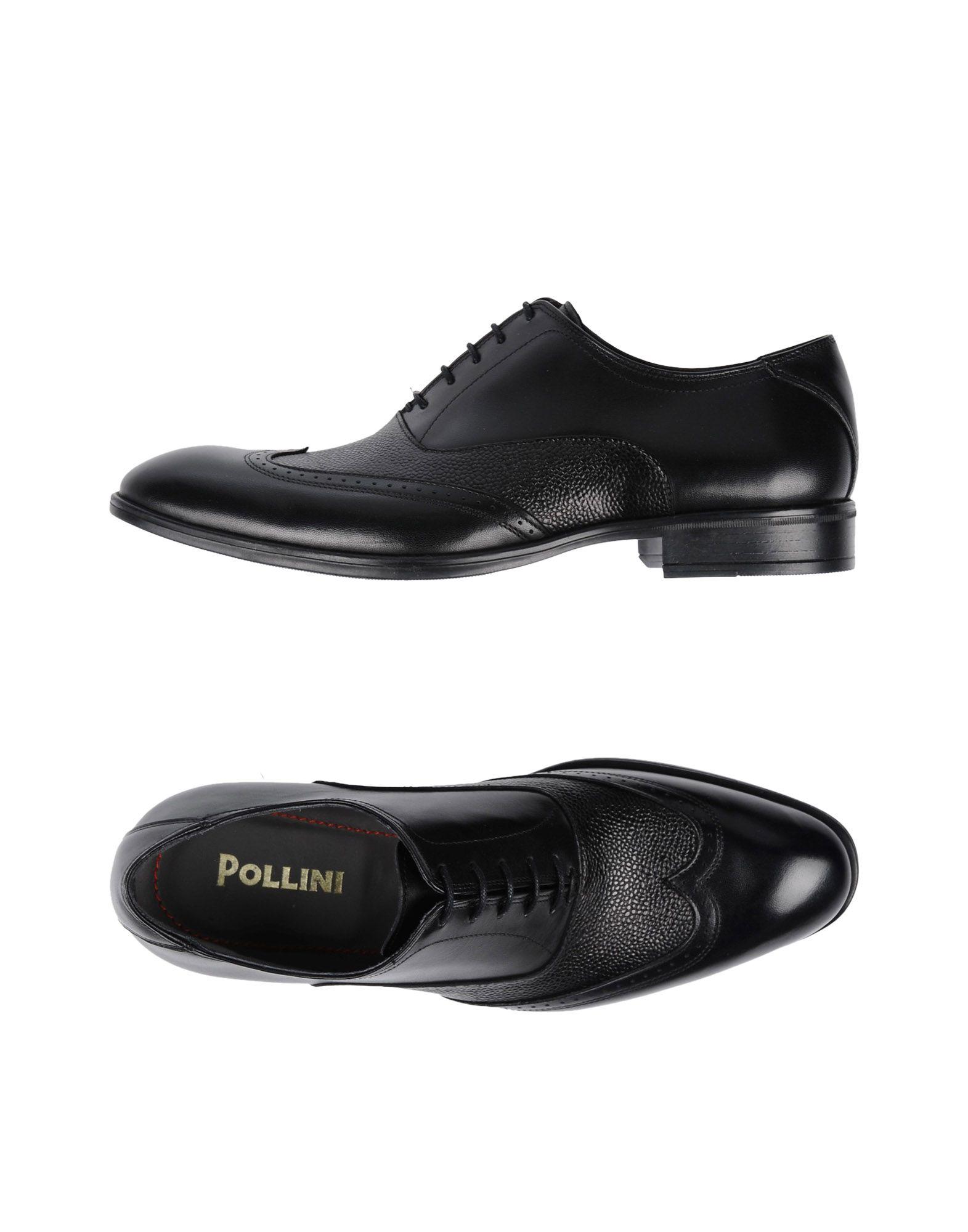 A buon mercato Stringate Pollini Uomo - 11447643IF
