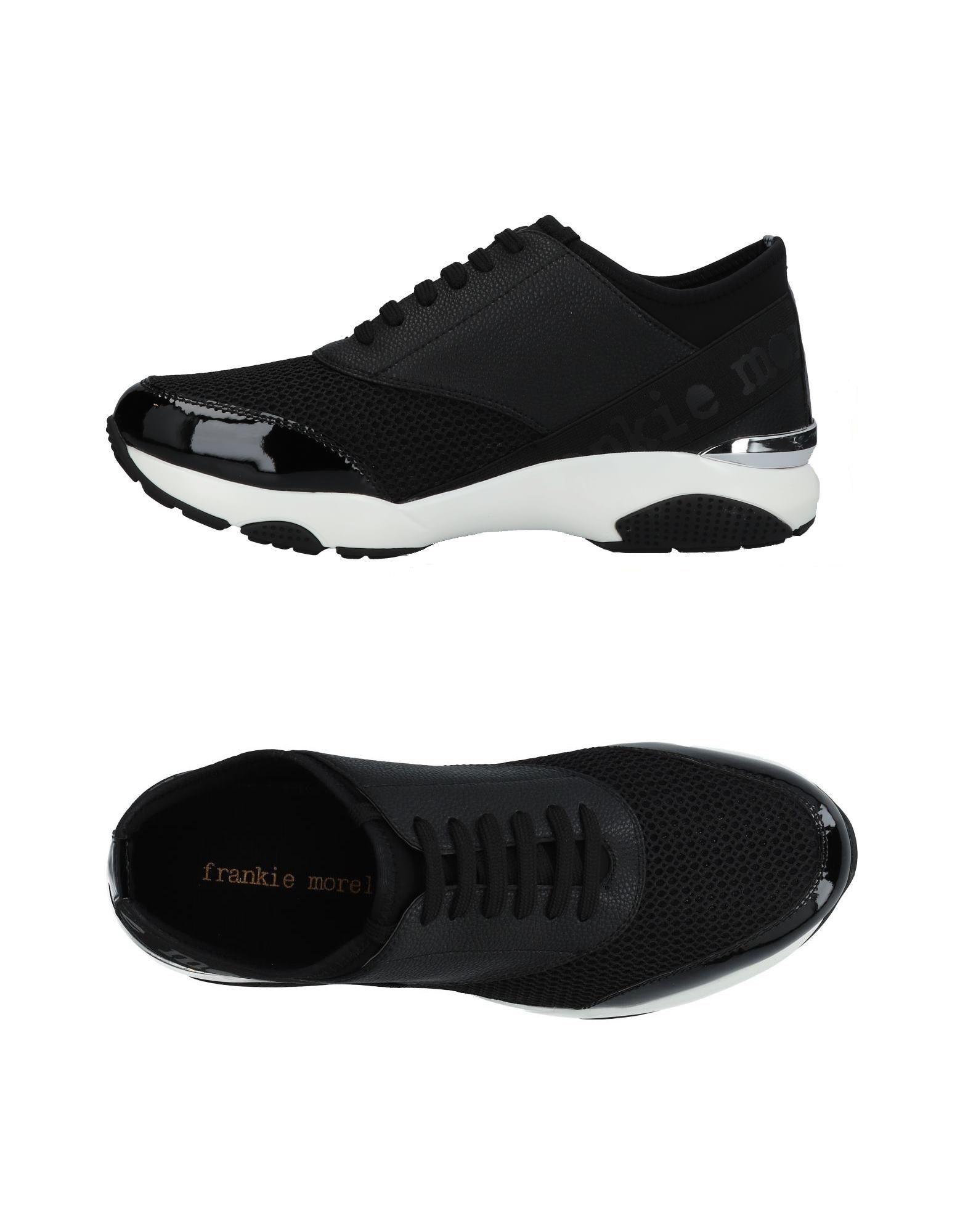 Sneakers Frankie Morello Homme - Sneakers Frankie Morello  Noir Meilleur modèle de vente