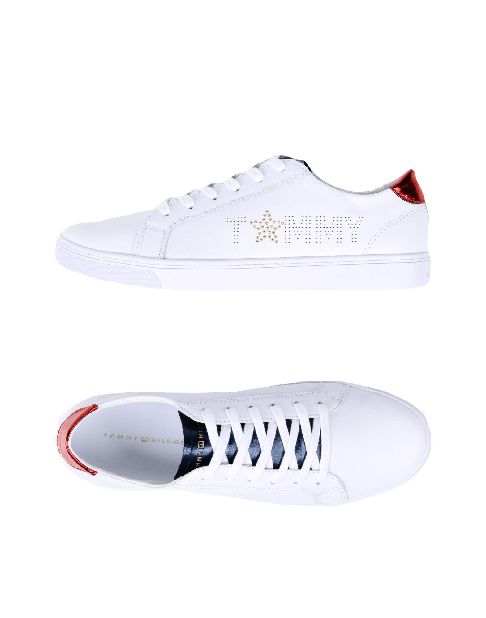 Sneakers Tommy Hilfiger Tommy Star Metallic Sneaker - Donna - Acquista online su