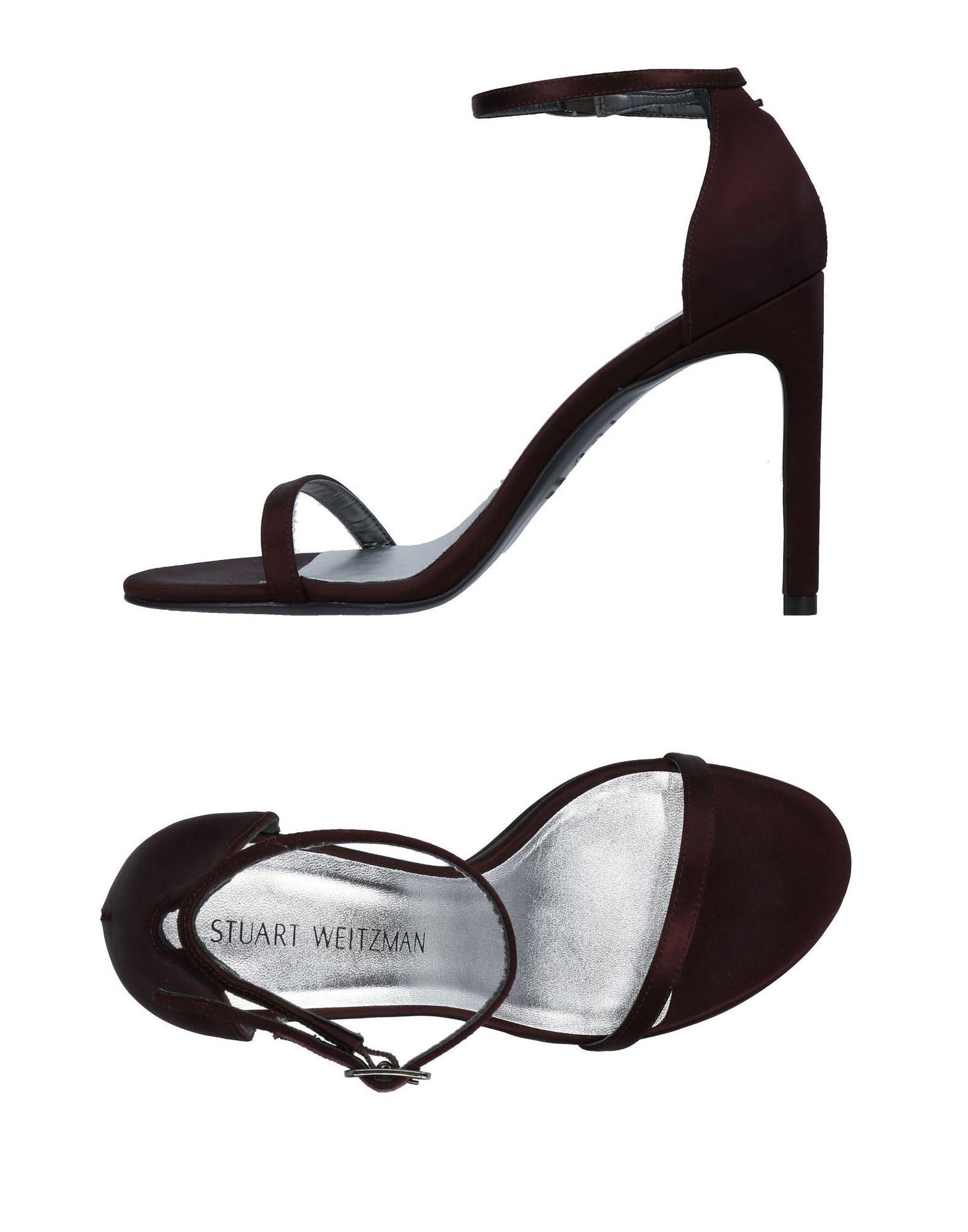 Rabatt Schuhe Stuart Weitzman Sandalen Damen  11447726MA