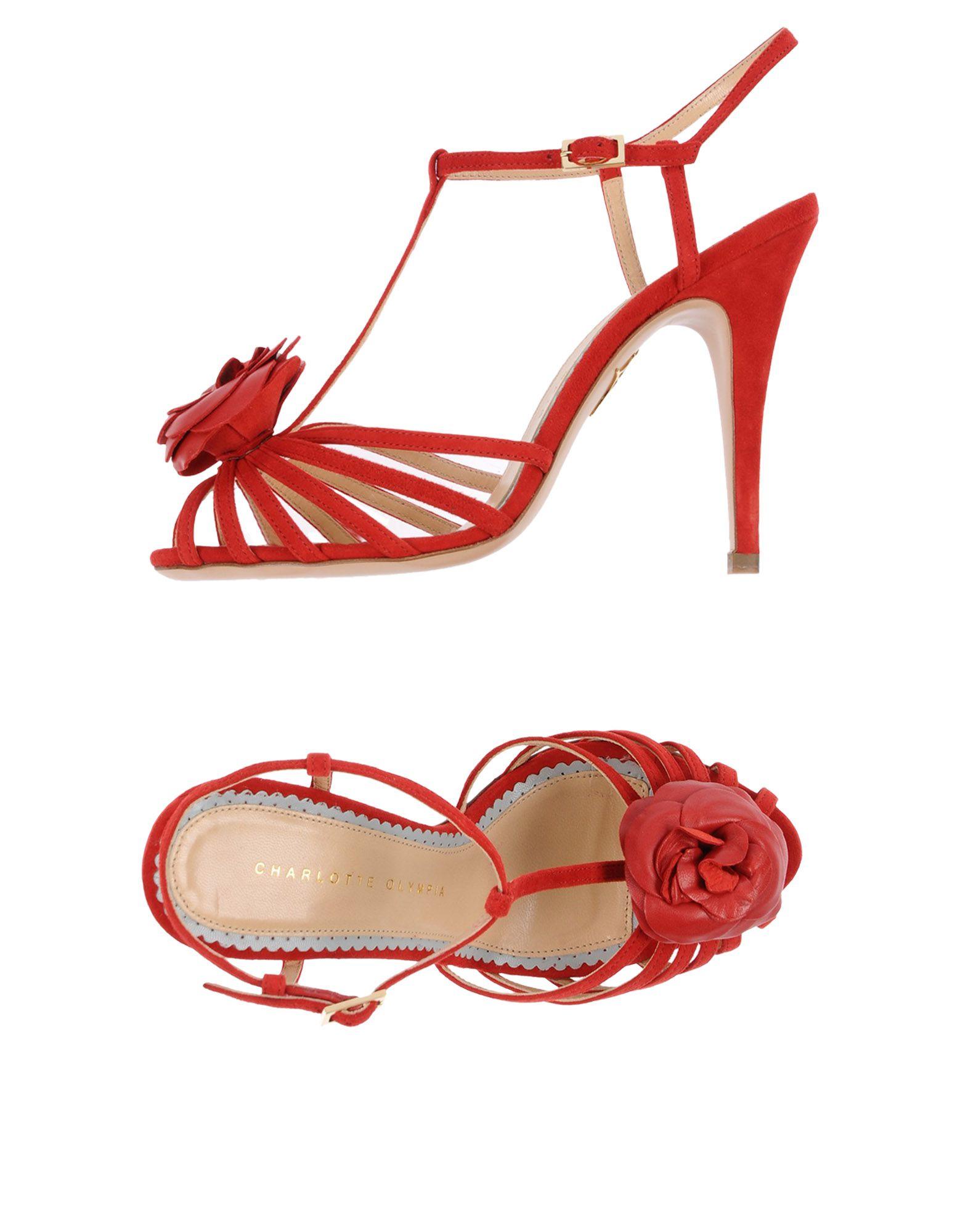 Charlotte Olympia Sandalen Damen  11447783XQGünstige gut aussehende Schuhe