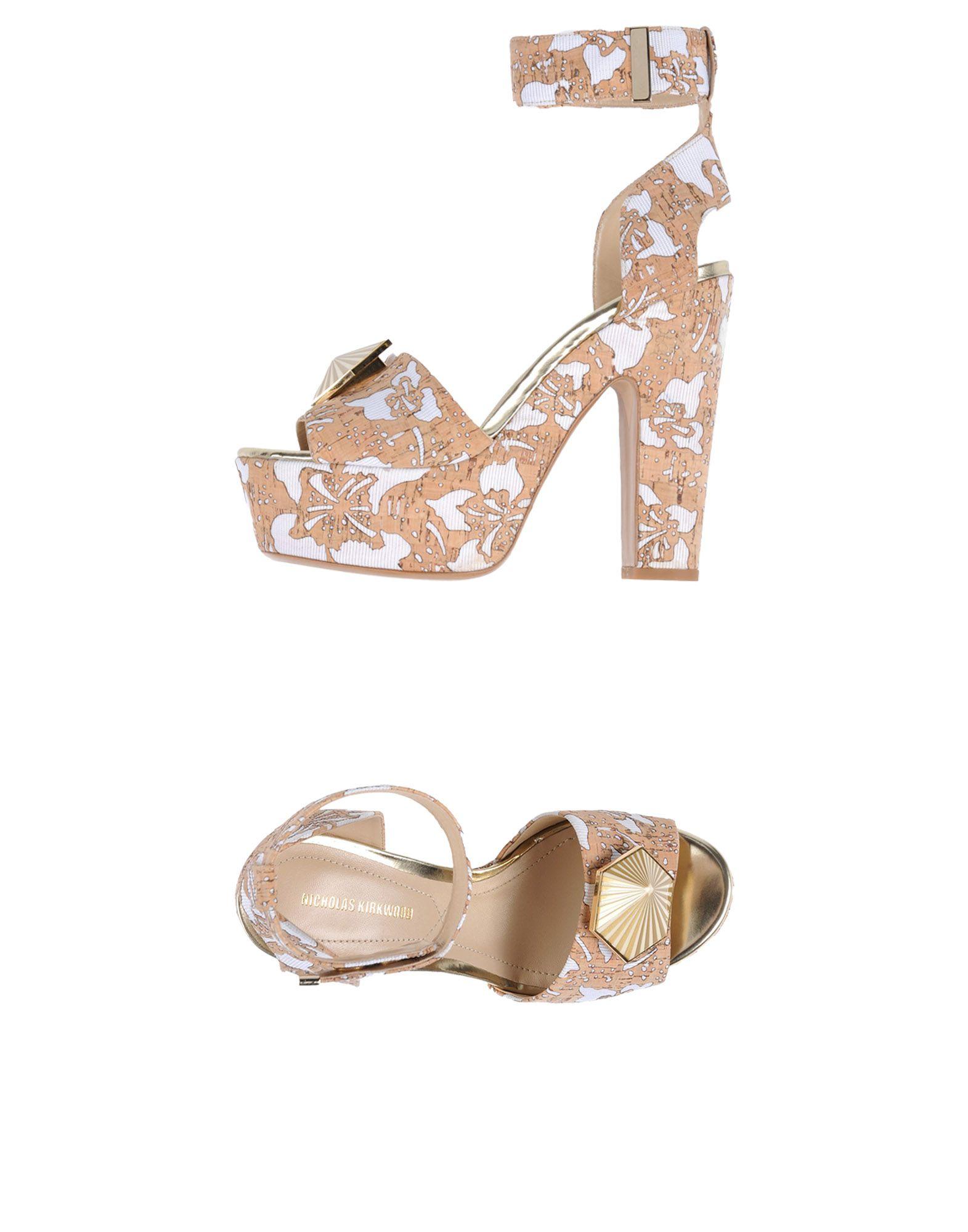Nicholas Kirkwood Sandalen Damen  11447808NXGünstige gut aussehende Schuhe