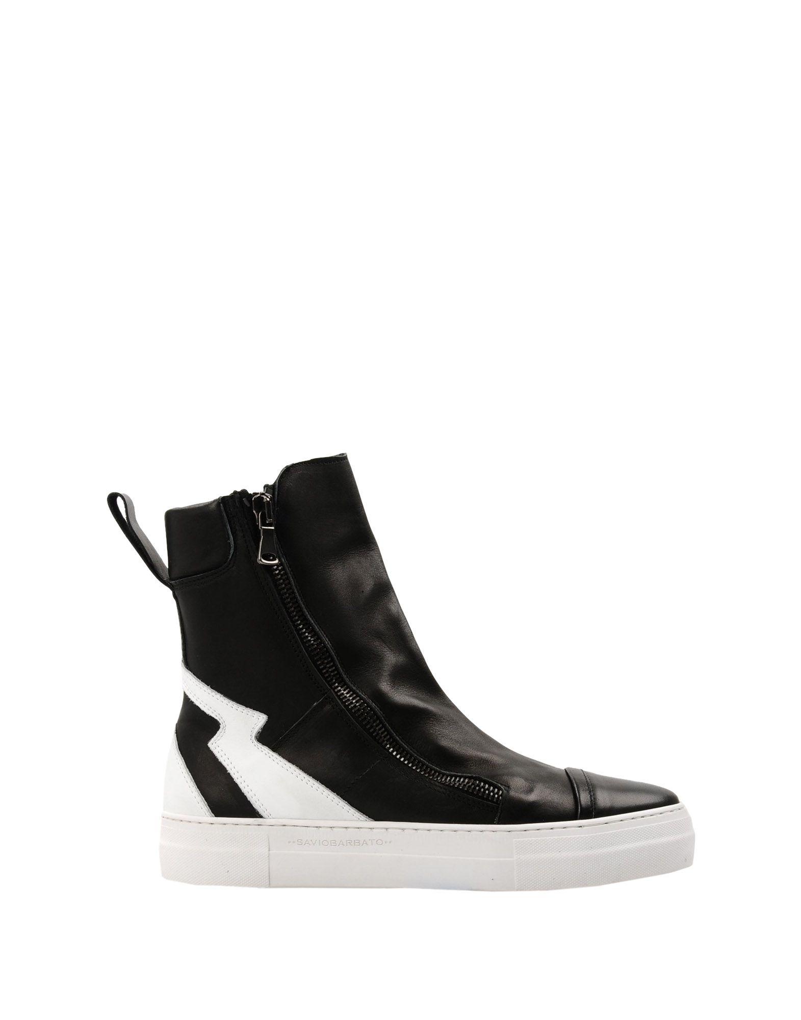 Savio Barbato Sneakers Sneakers Barbato Herren  11447812UQ Neue Schuhe 01e8a1