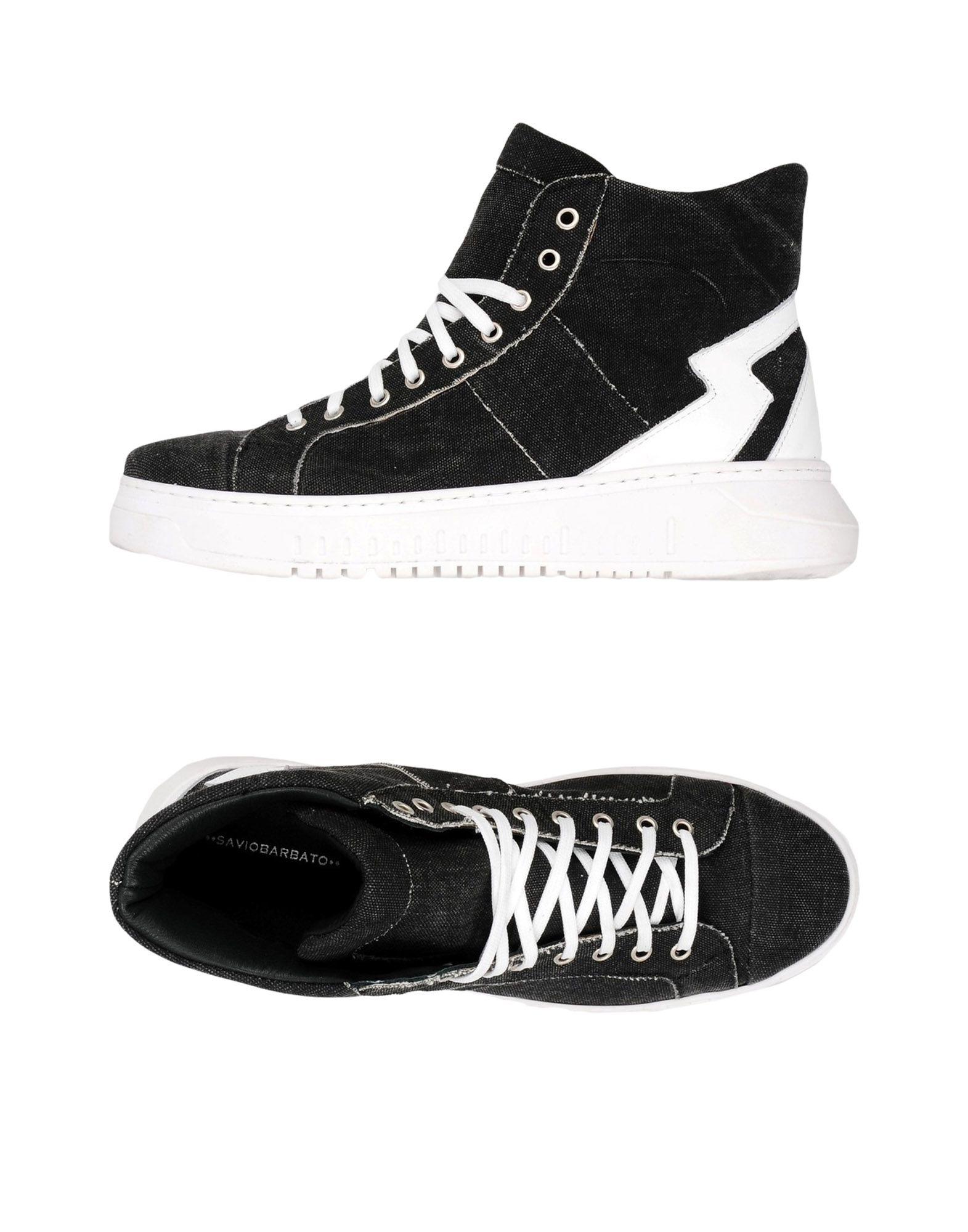 Rabatt echte Schuhe Savio Barbato Sneakers Herren  11447828OF